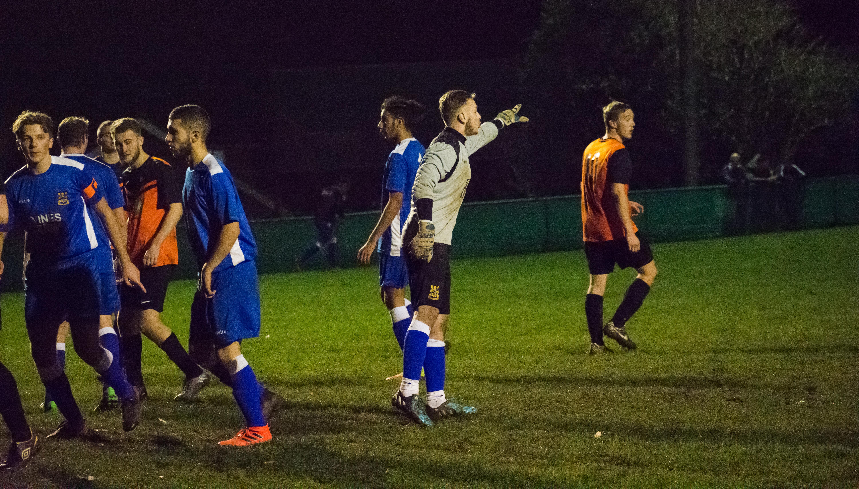 Mile Oak U21s vs Three Bridges U21s 09.11.17 10