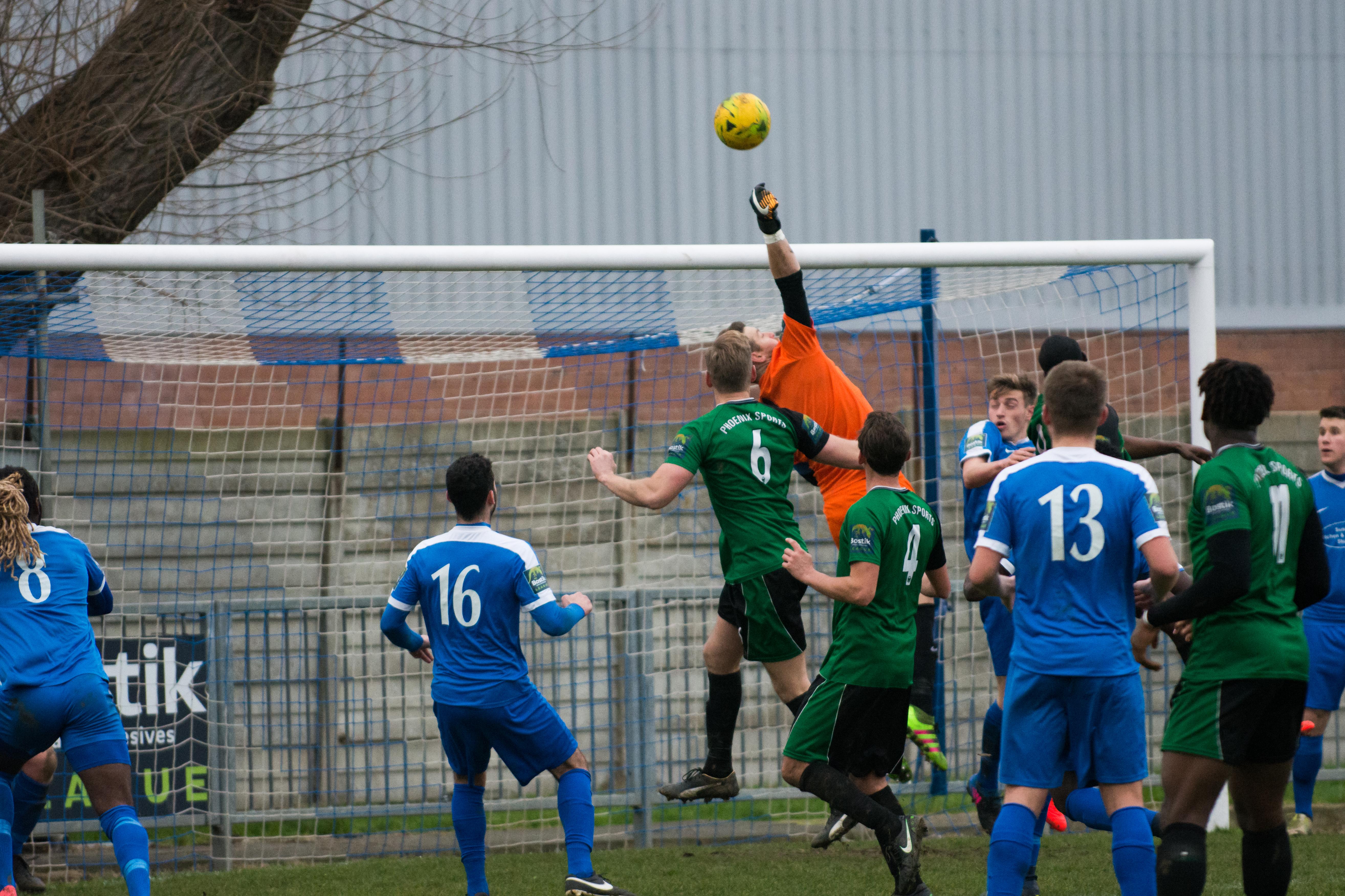 Shoreham FC vs Phoenix Sports 13.01.18 36
