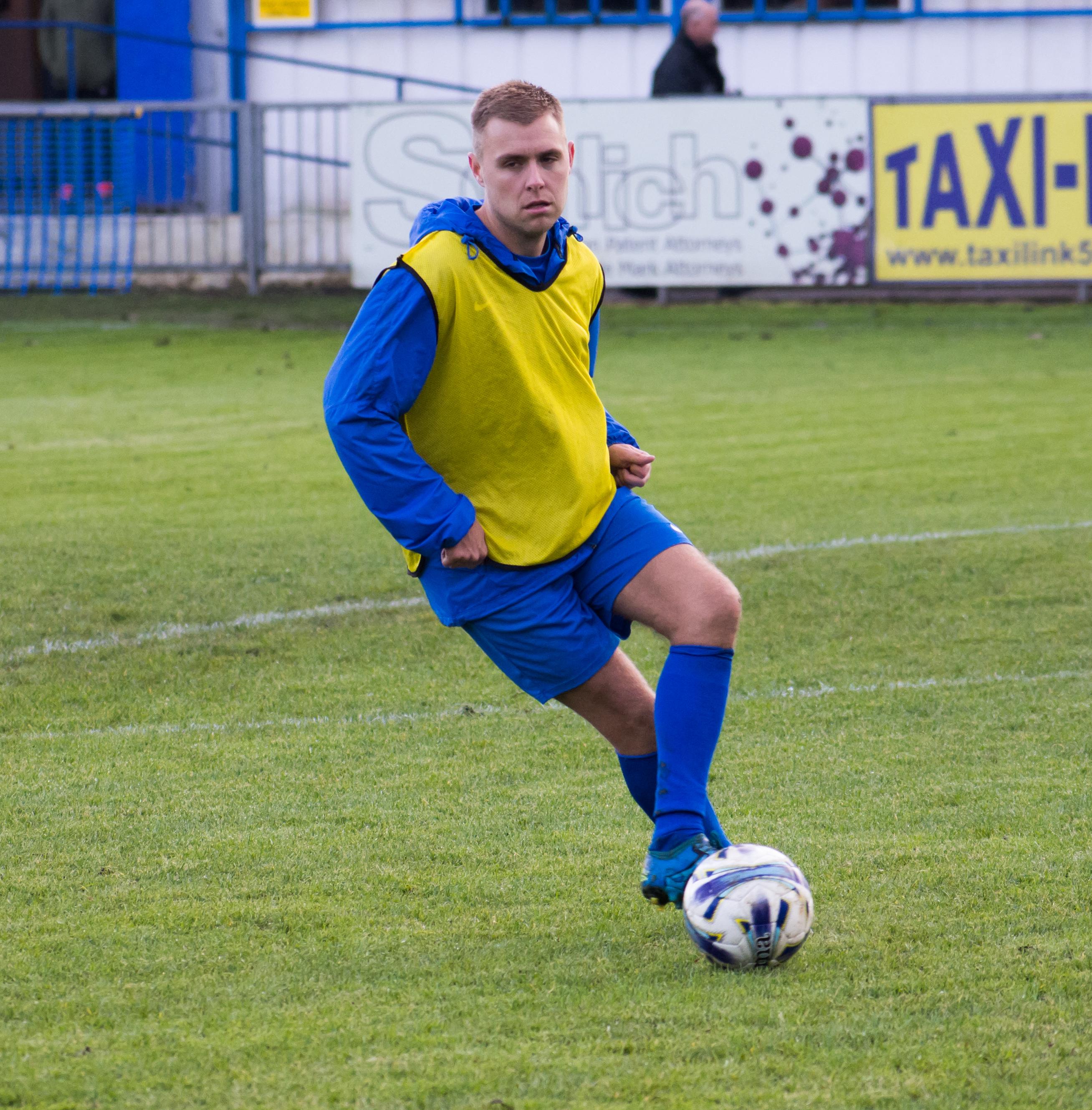 Shoreham FC vs Hythe Town 11.11.17 05