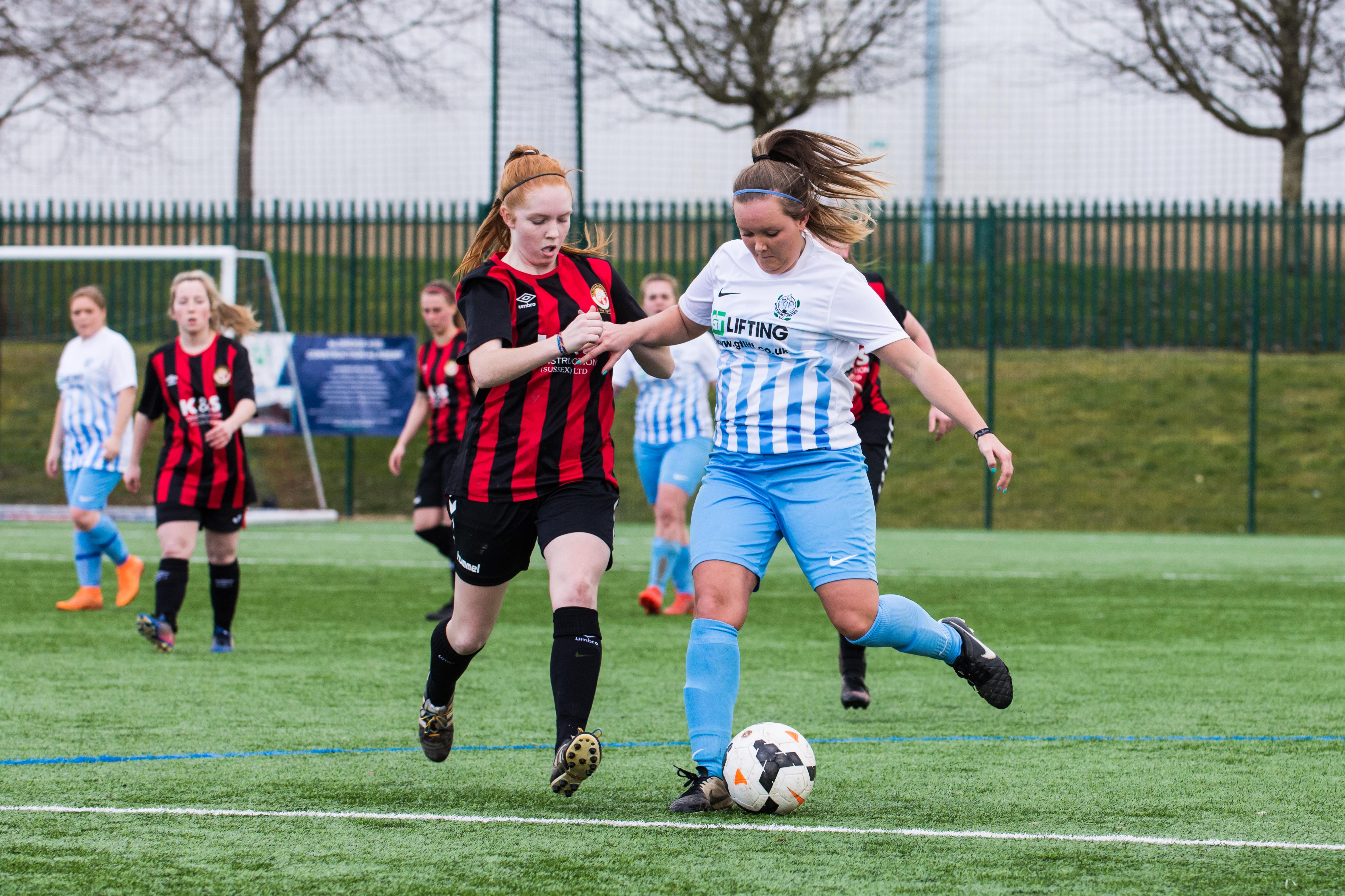 DAVID_JEFFERY Saltdean Utd Ladies FC vs Worthing Utd Ladies FC 11.03.18 35