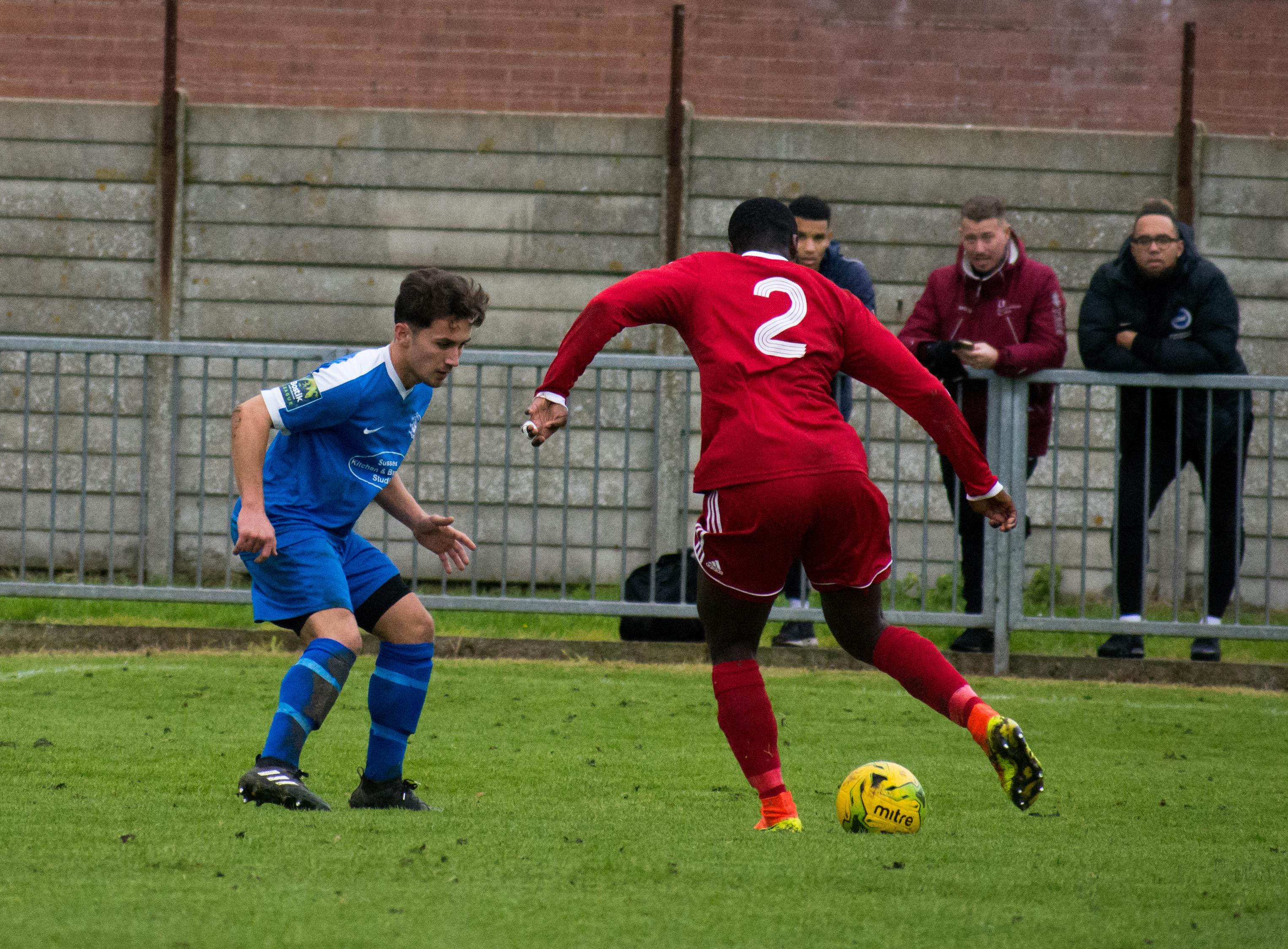 Shoreham FC vs Hythe Town 11.11.17 39