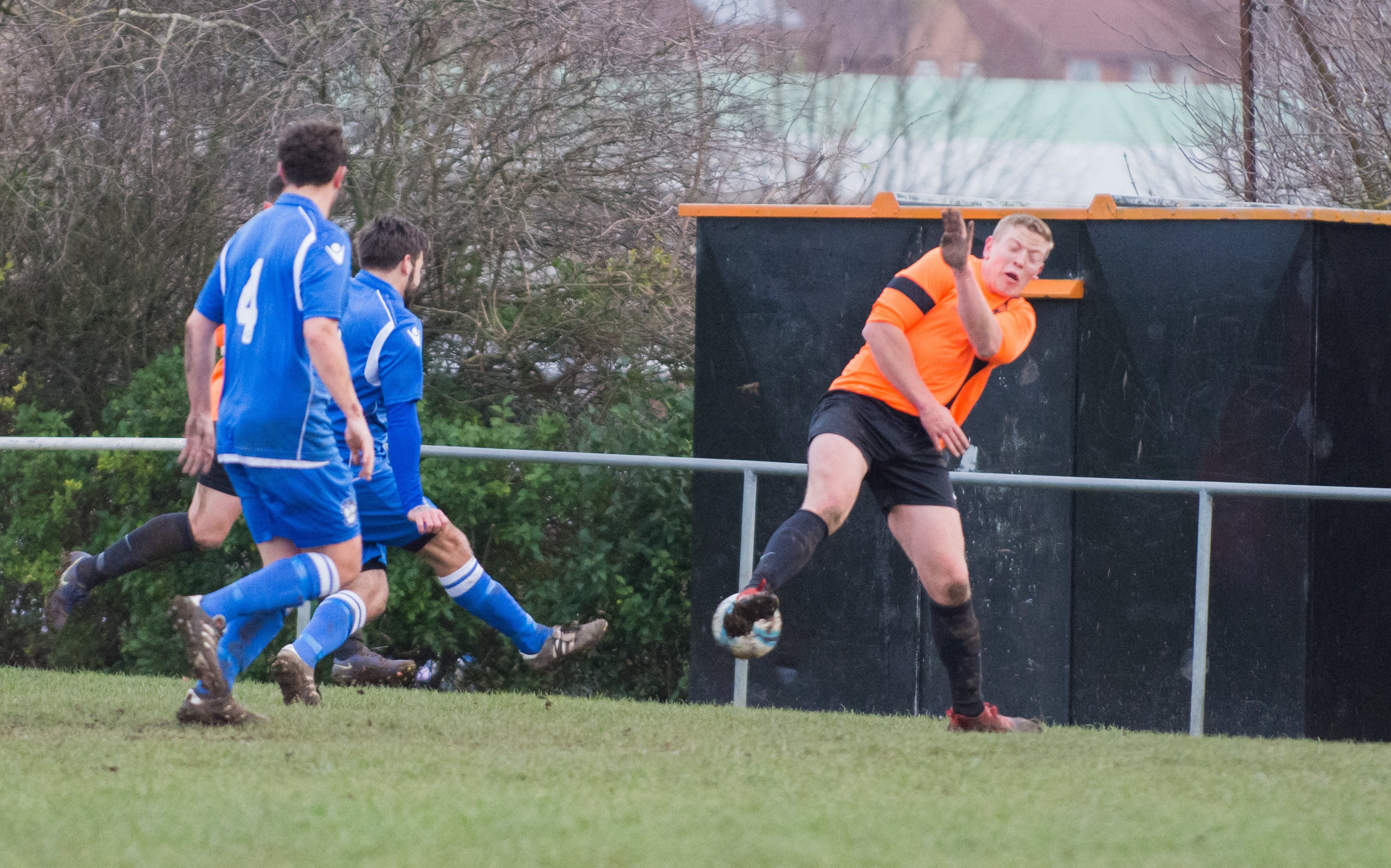 Mile Oak Res vs Sidley United 09.12.17 16