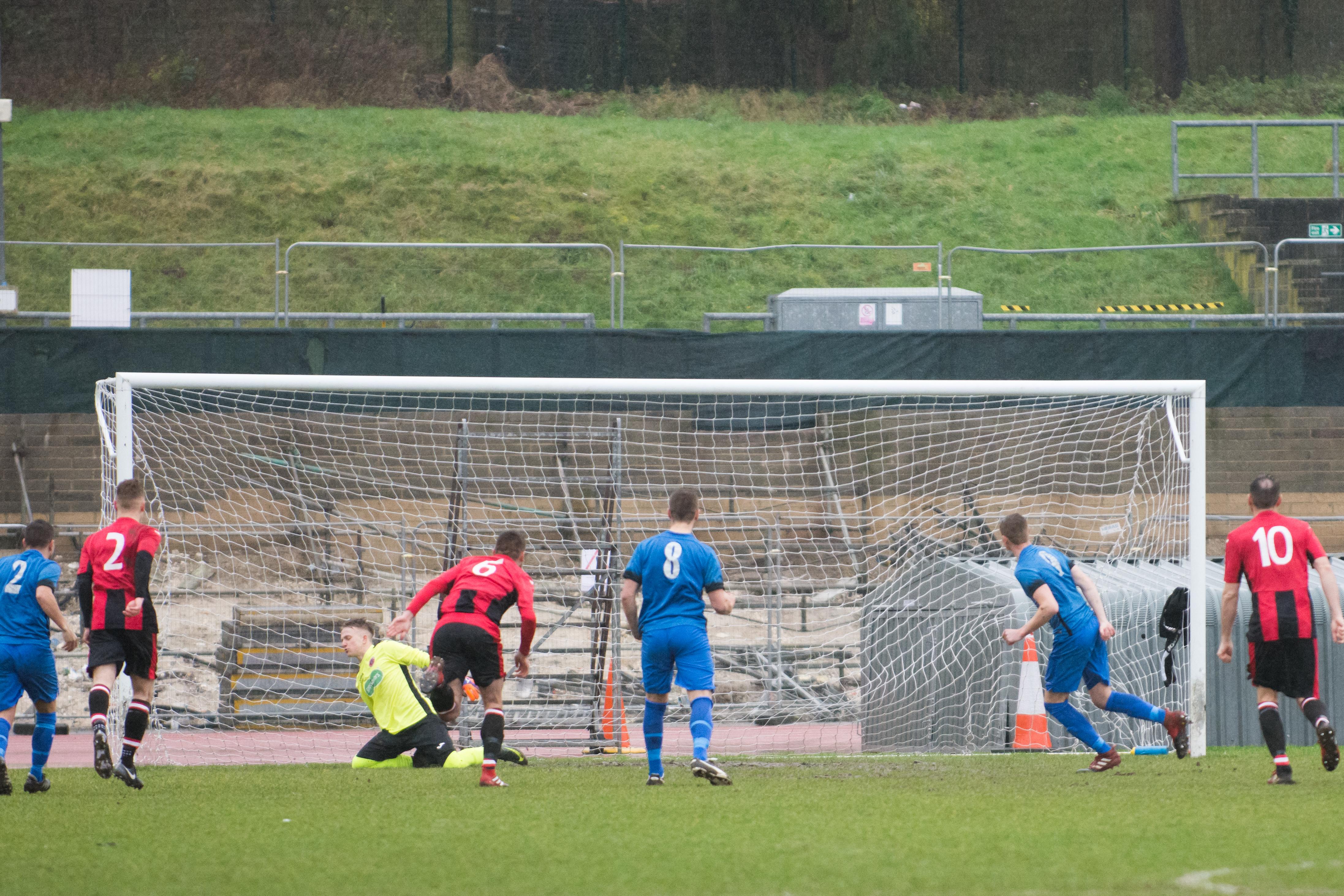 AFC Varndeanians vs Midhurst and Easebourne 27.01.18 27