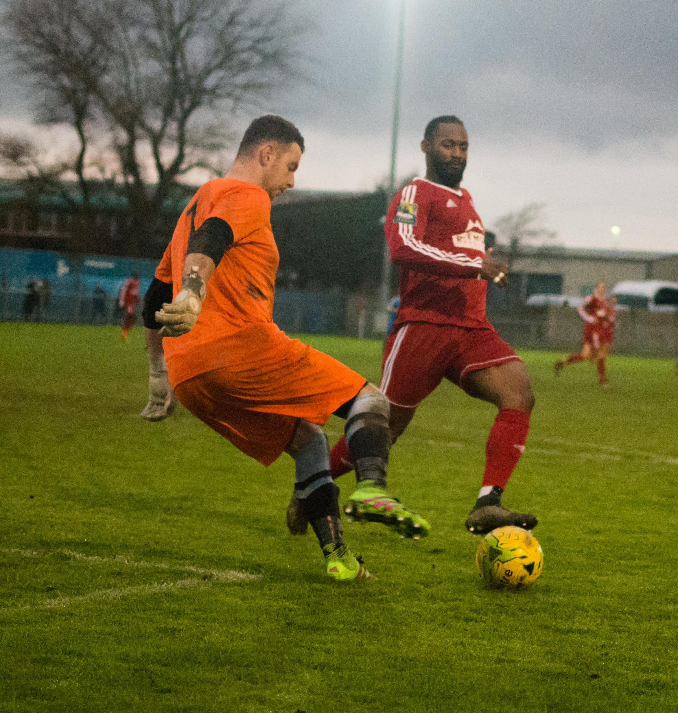 Shoreham FC vs Hythe Town 11.11.17 75