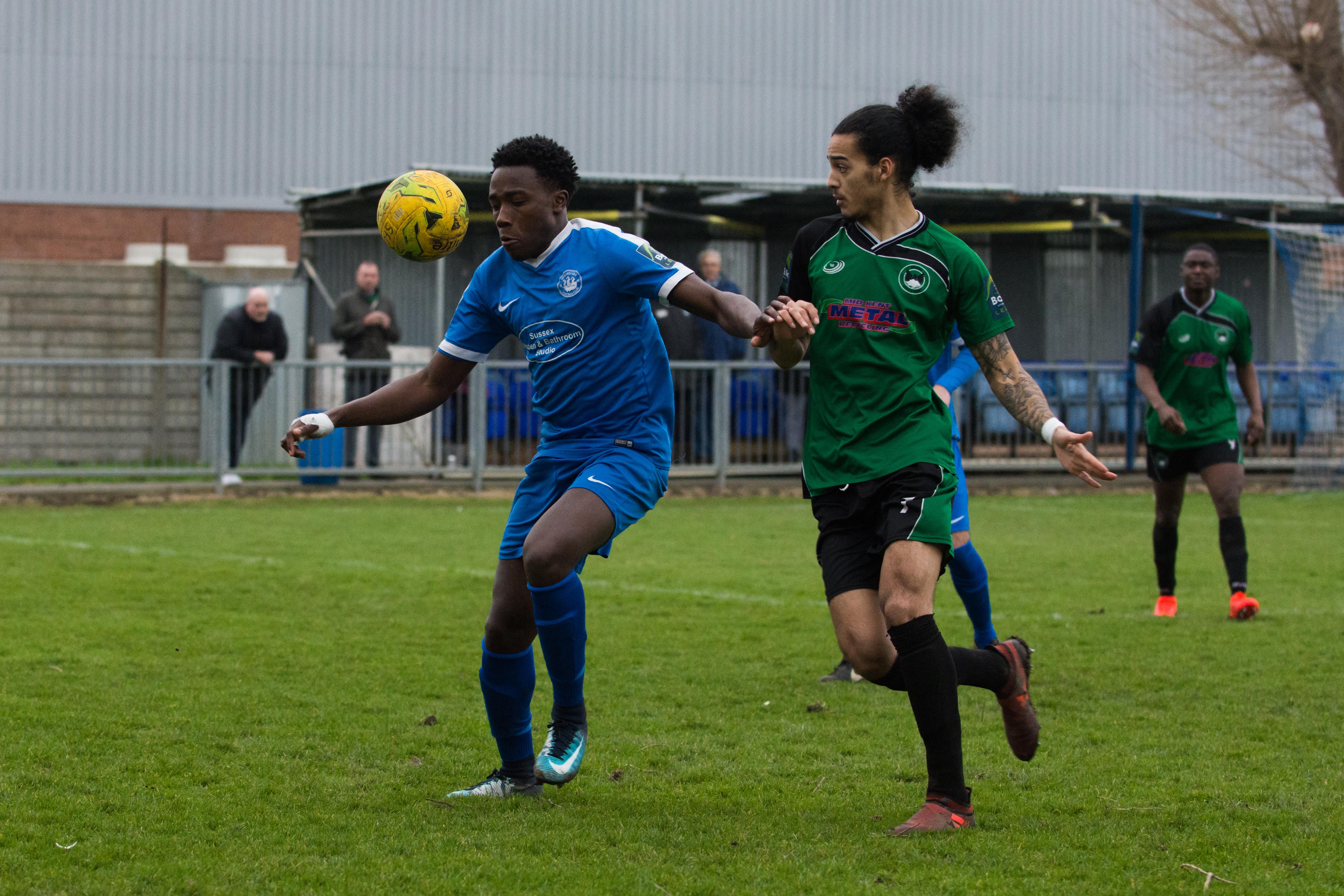 Shoreham FC vs Phoenix Sports 13.01.18 27