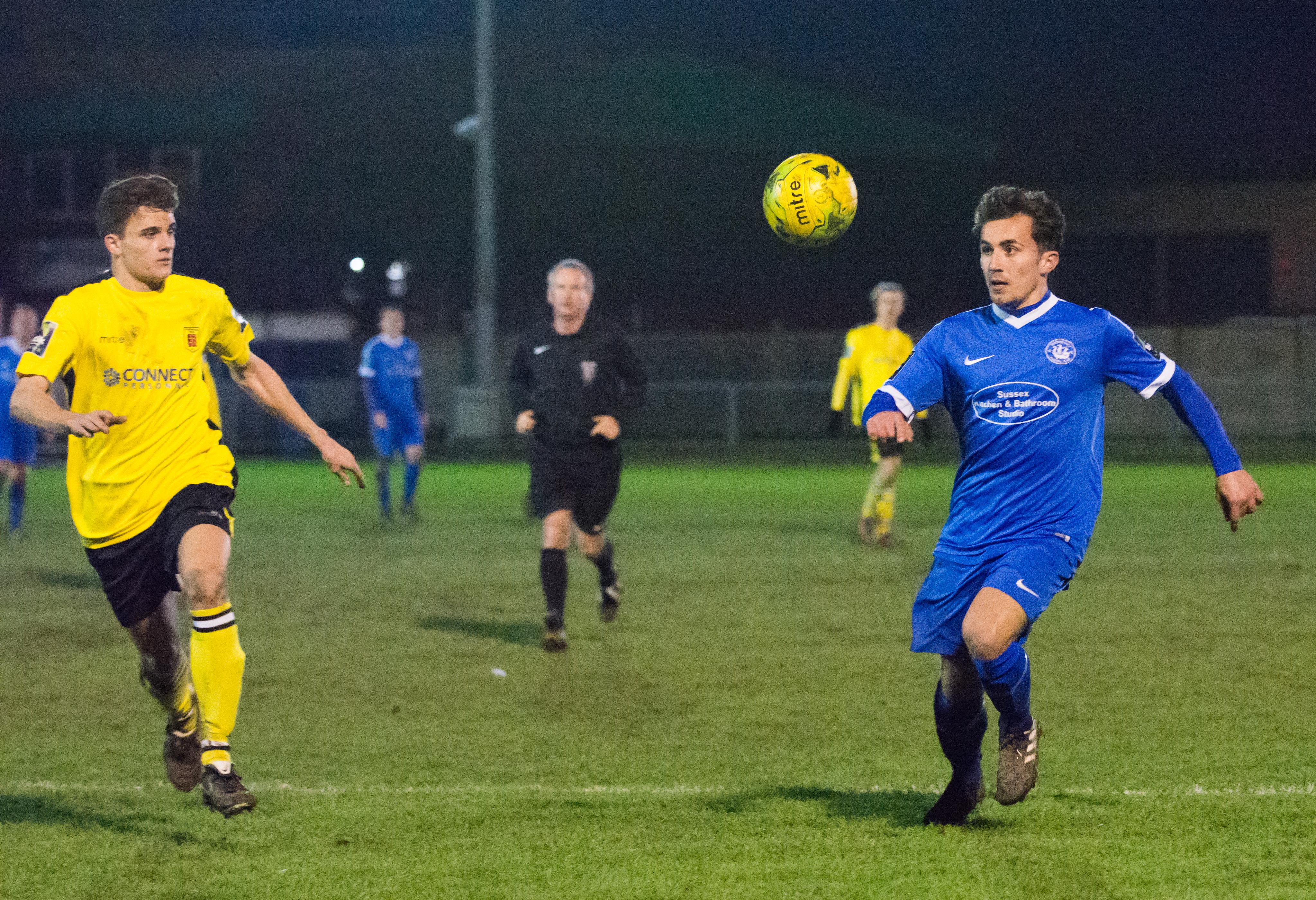 Shoreham FC vs Faversham Town 16.12.17 58