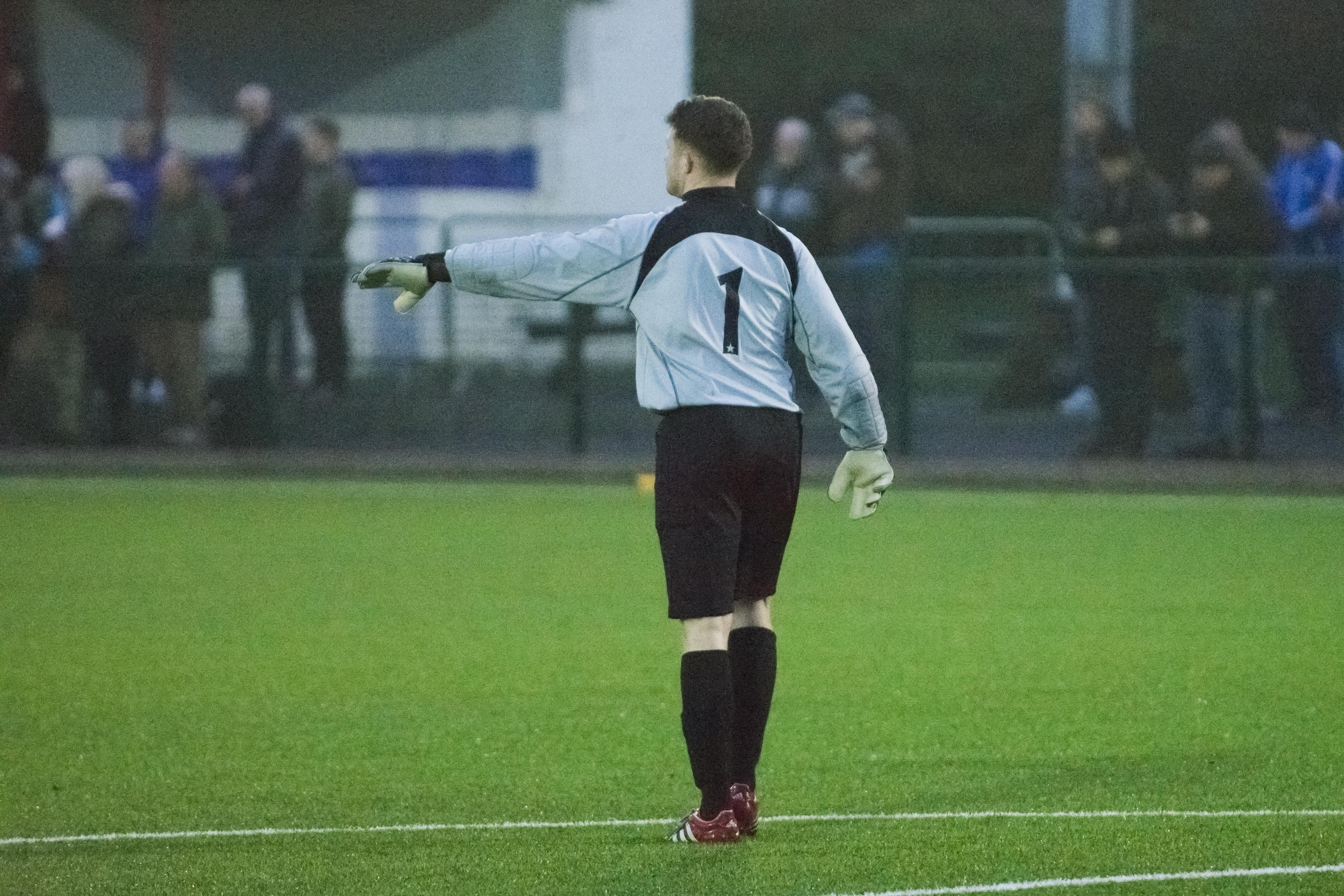 Lingfield FC vs Mile Oak FC 20.01.18 35