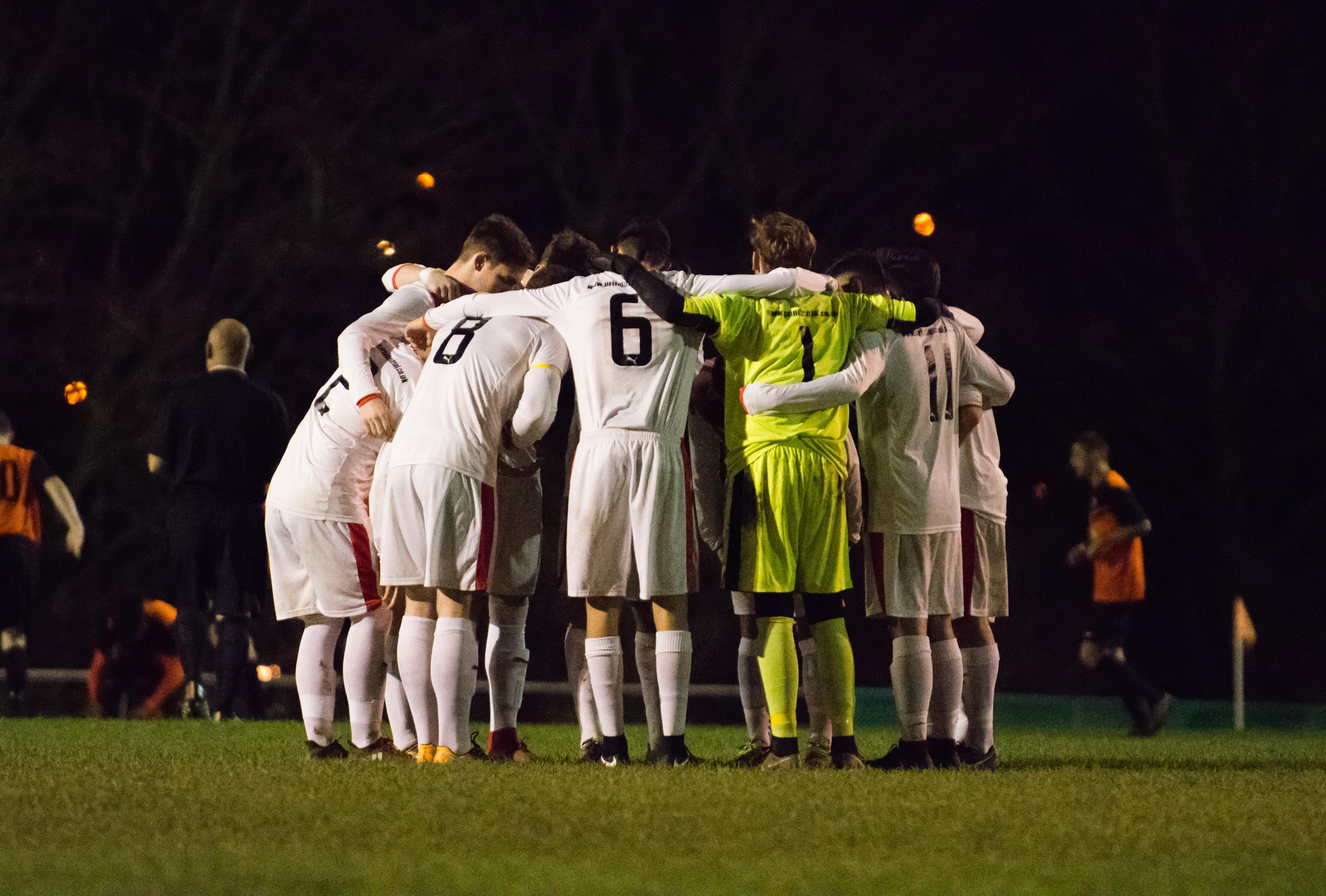 Mile Oak U21s vs Southwick FC U21s 14.12.17 02