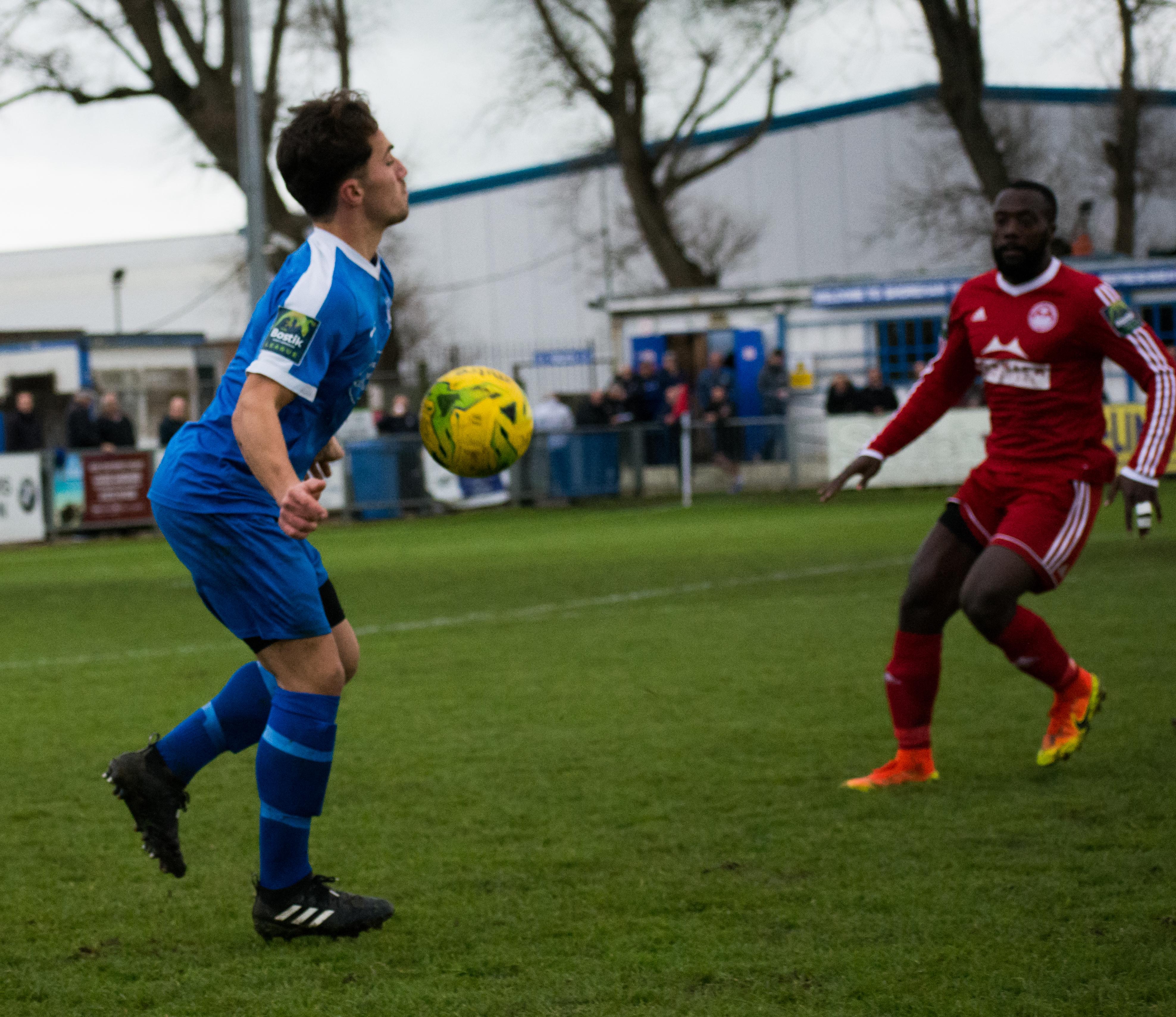Shoreham FC vs Hythe Town 11.11.17 33