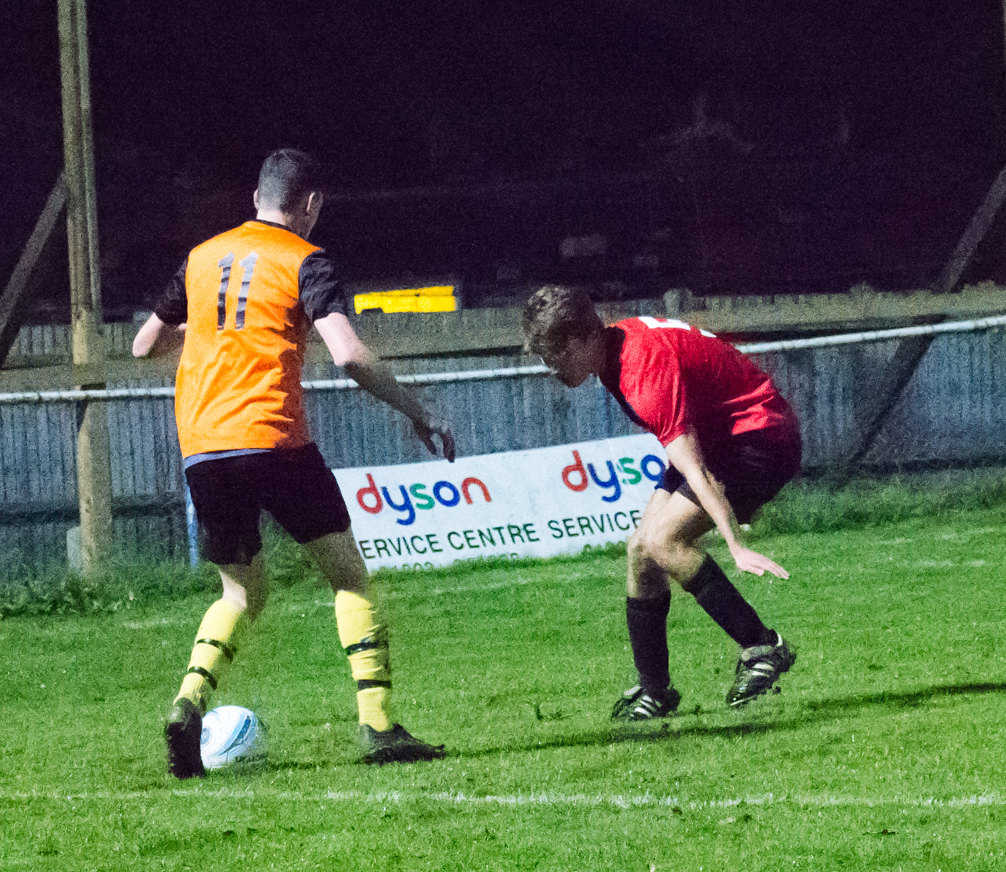 Mile Oak U21s vs Uckfield U21s 02.11.17 03