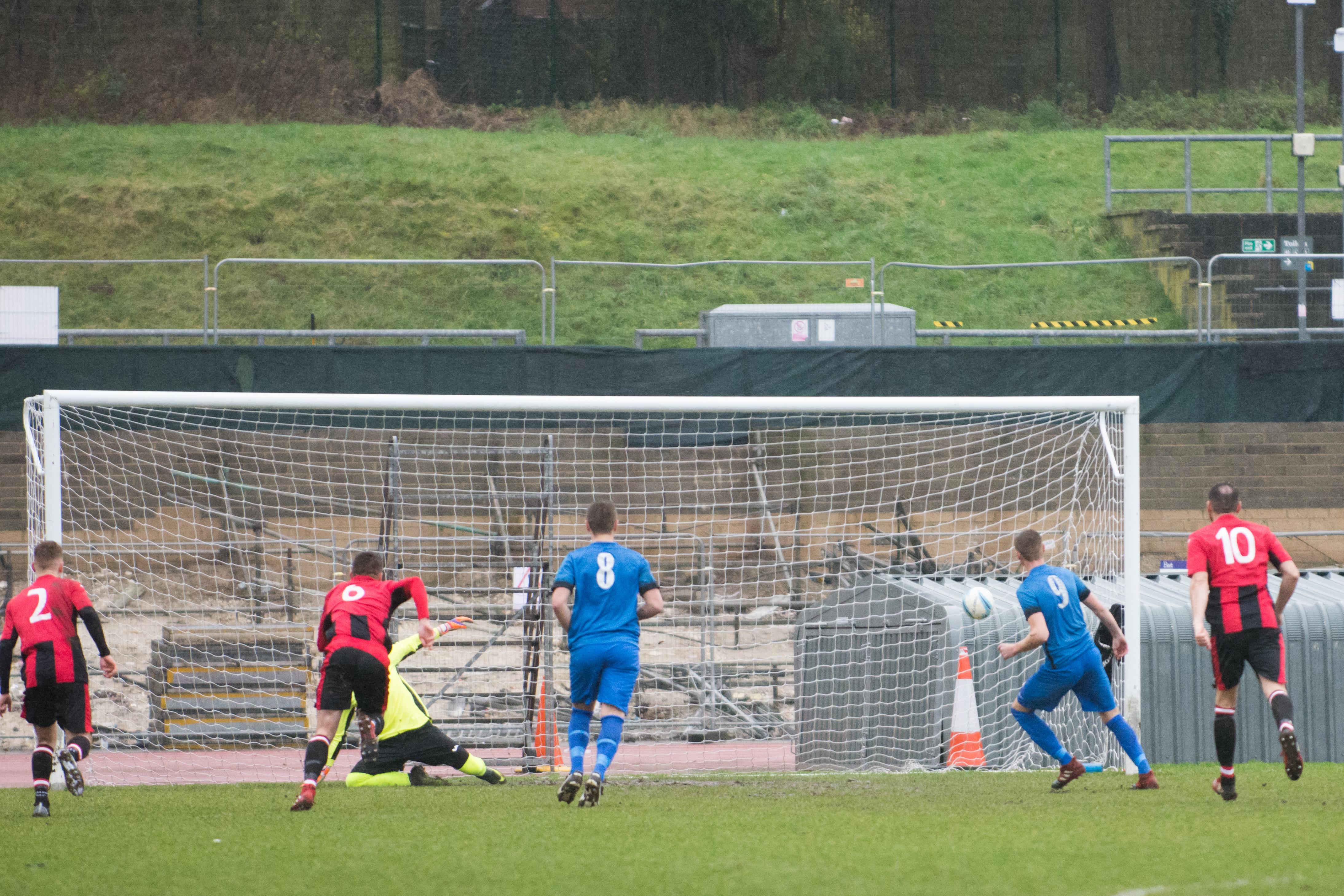 AFC Varndeanians vs Midhurst and Easebourne 27.01.18 26