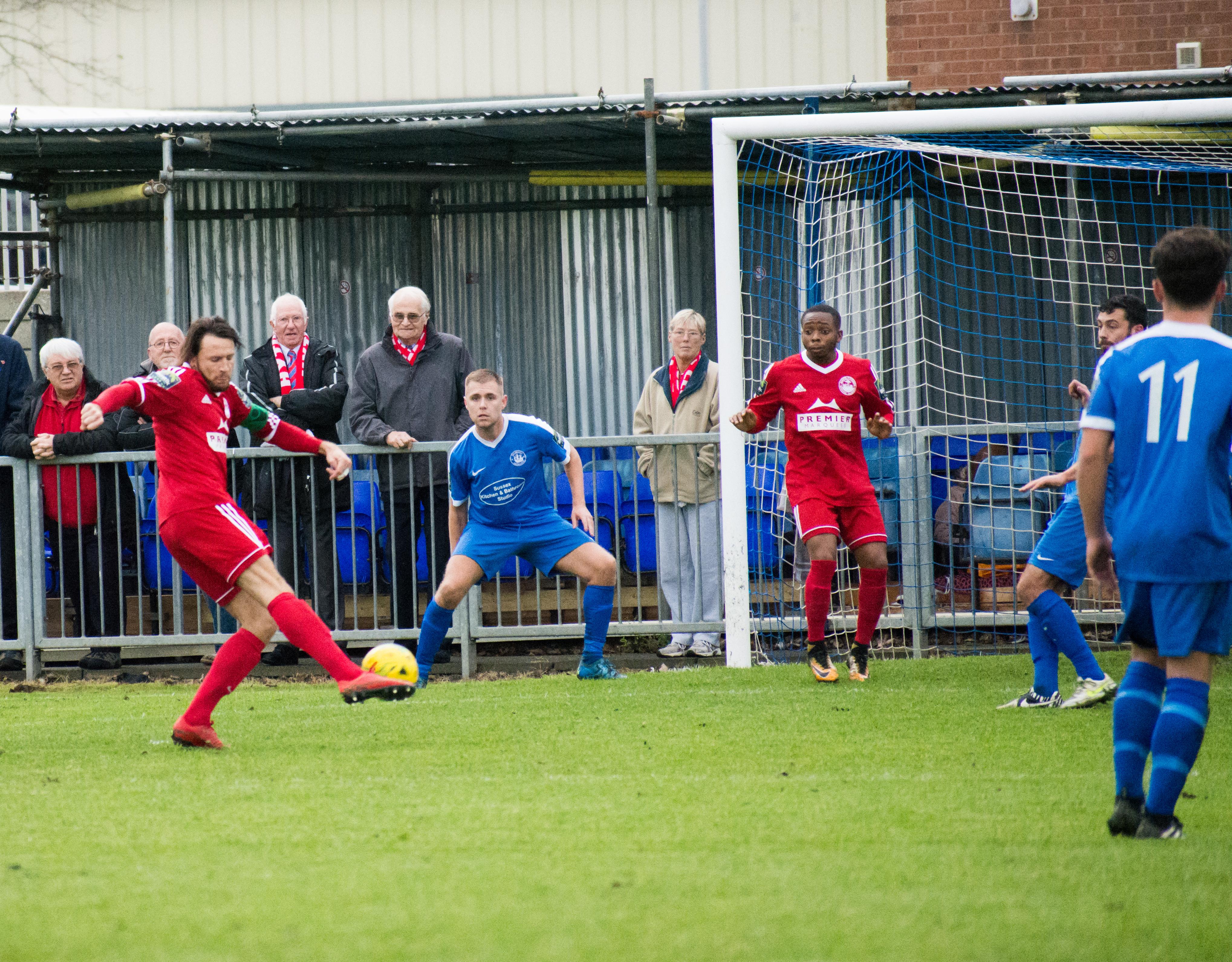 Shoreham FC vs Hythe Town 11.11.17 42