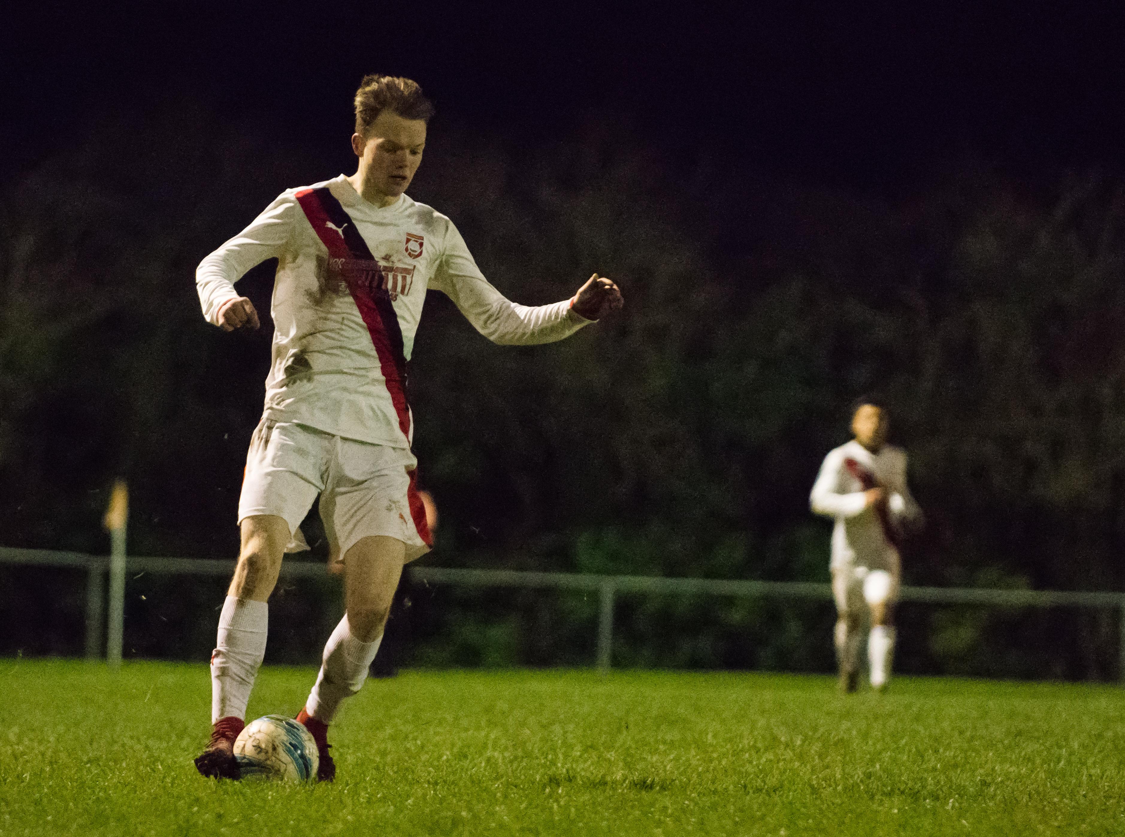Mile Oak U21s vs Southwick FC U21s 14.12.17 20