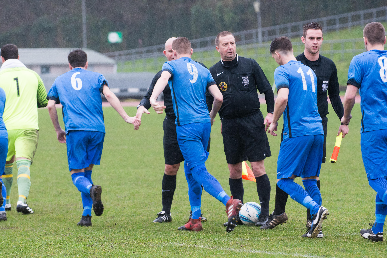 AFC Varndeanians vs Midhurst and Easebourne 27.01.18 23