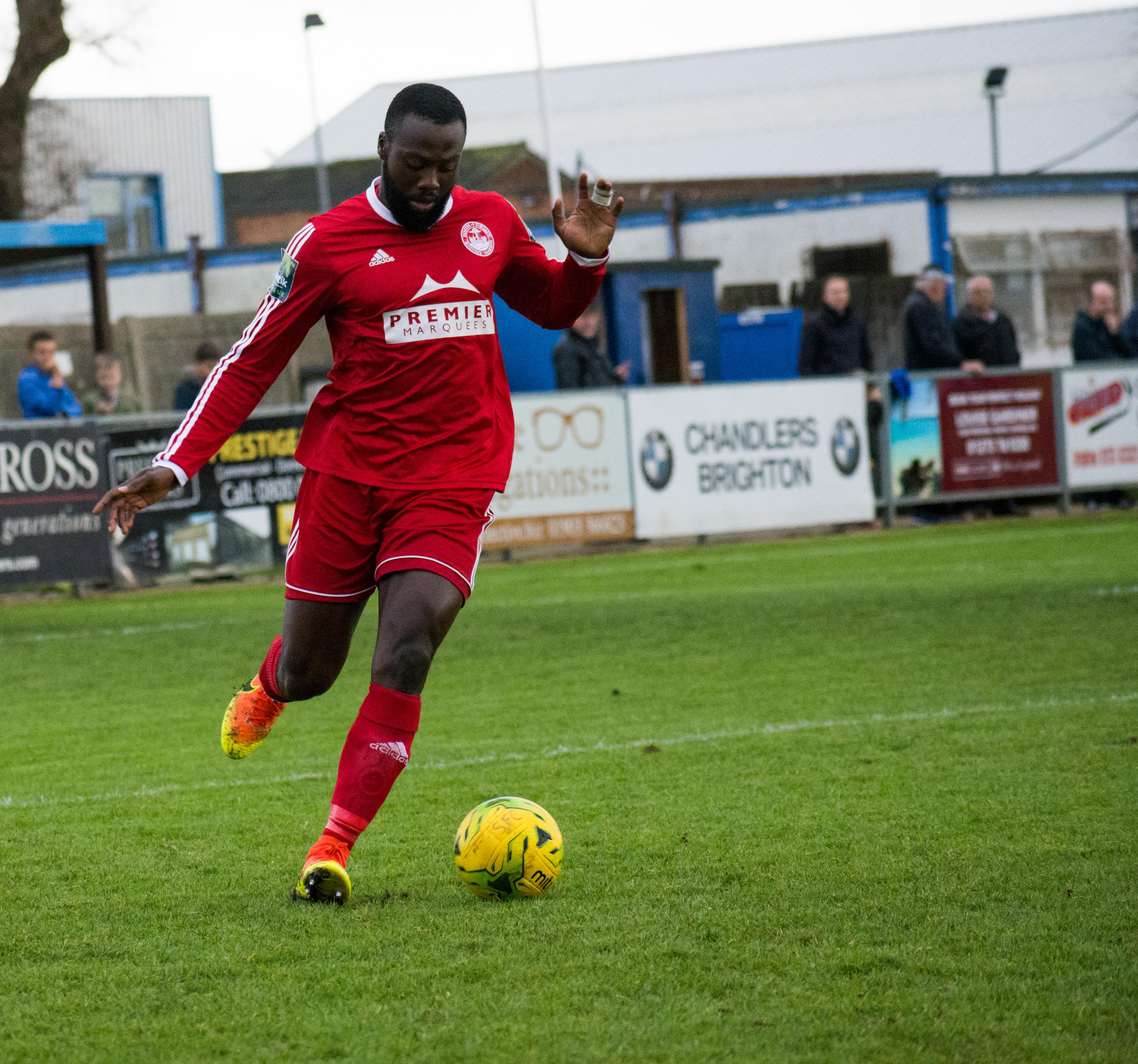 Shoreham FC vs Hythe Town 11.11.17 28