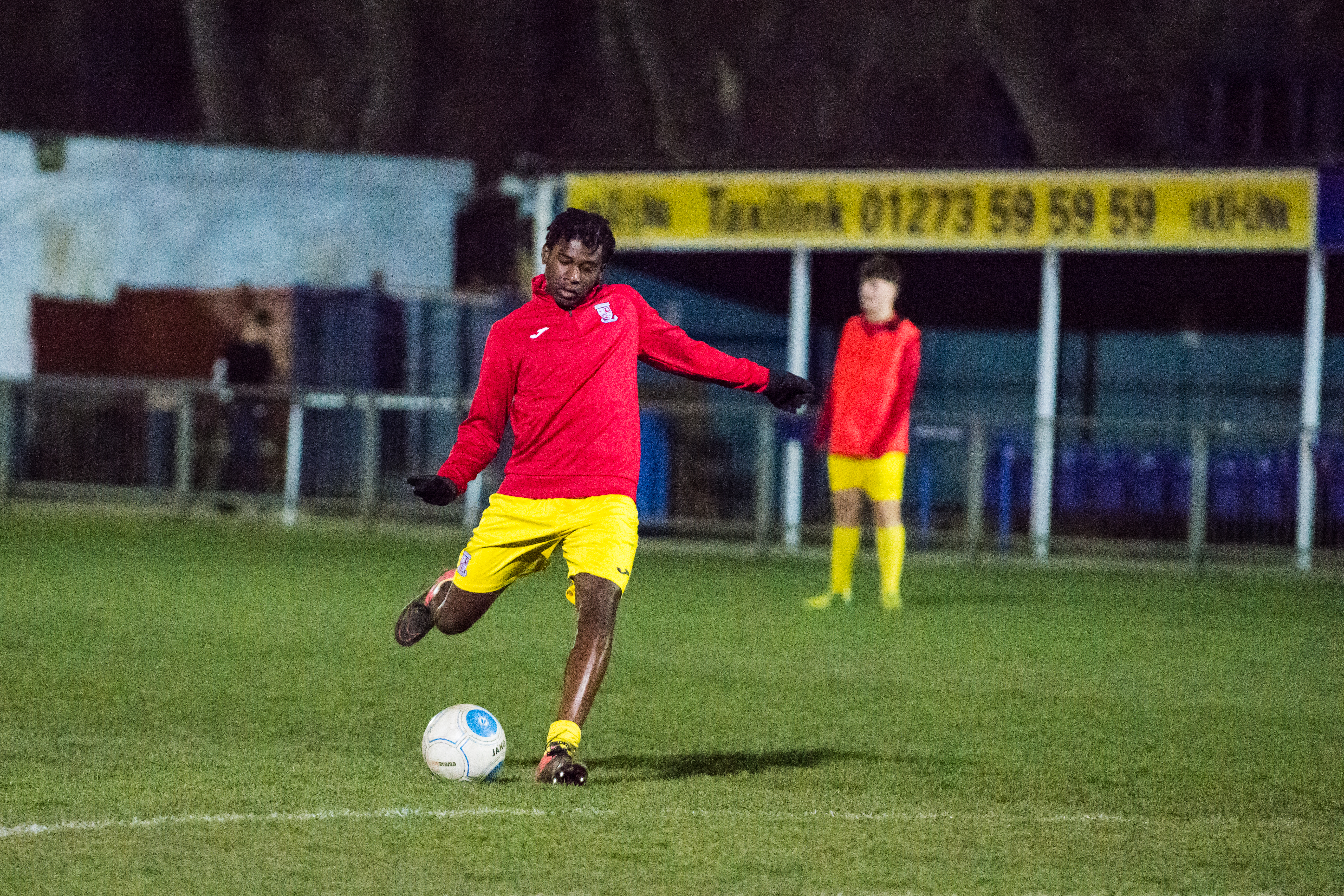 DAVID_JEFFERY Shoreham FC U18s vs Woking FC Academy 22.03.18 09