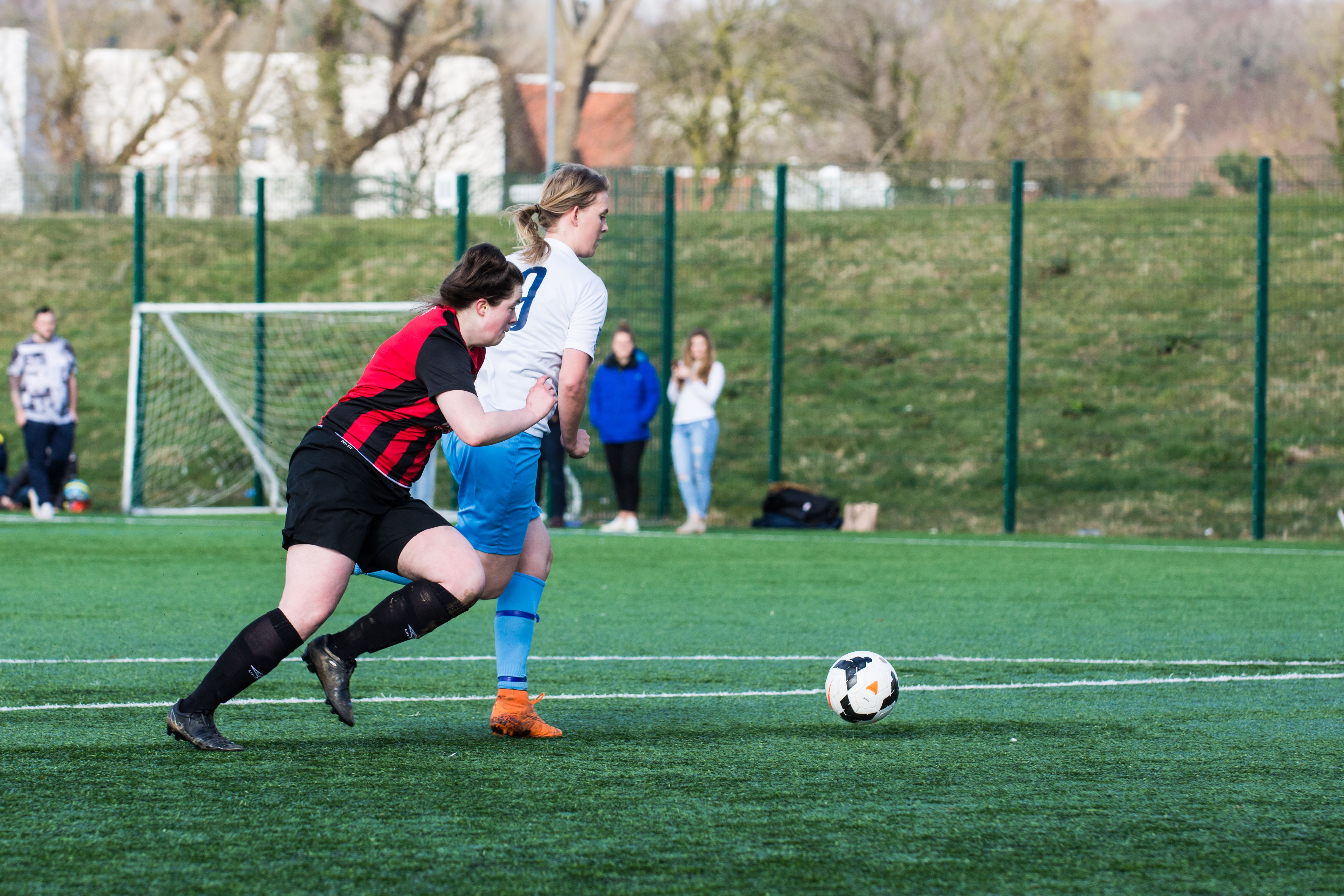 DAVID_JEFFERY Saltdean Utd Ladies FC vs Worthing Utd Ladies FC 11.03.18 12
