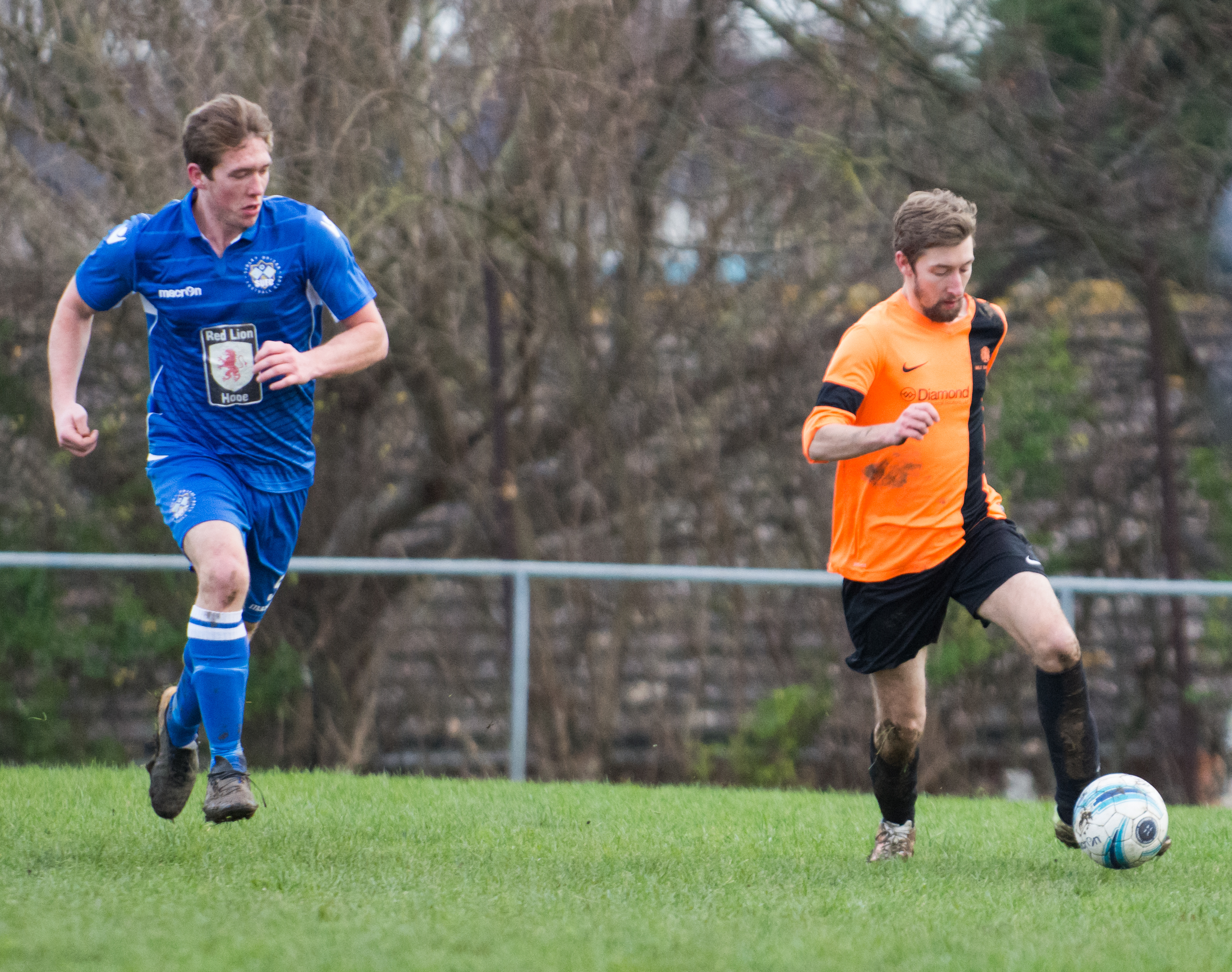 Mile Oak Res vs Sidley United 09.12.17 15