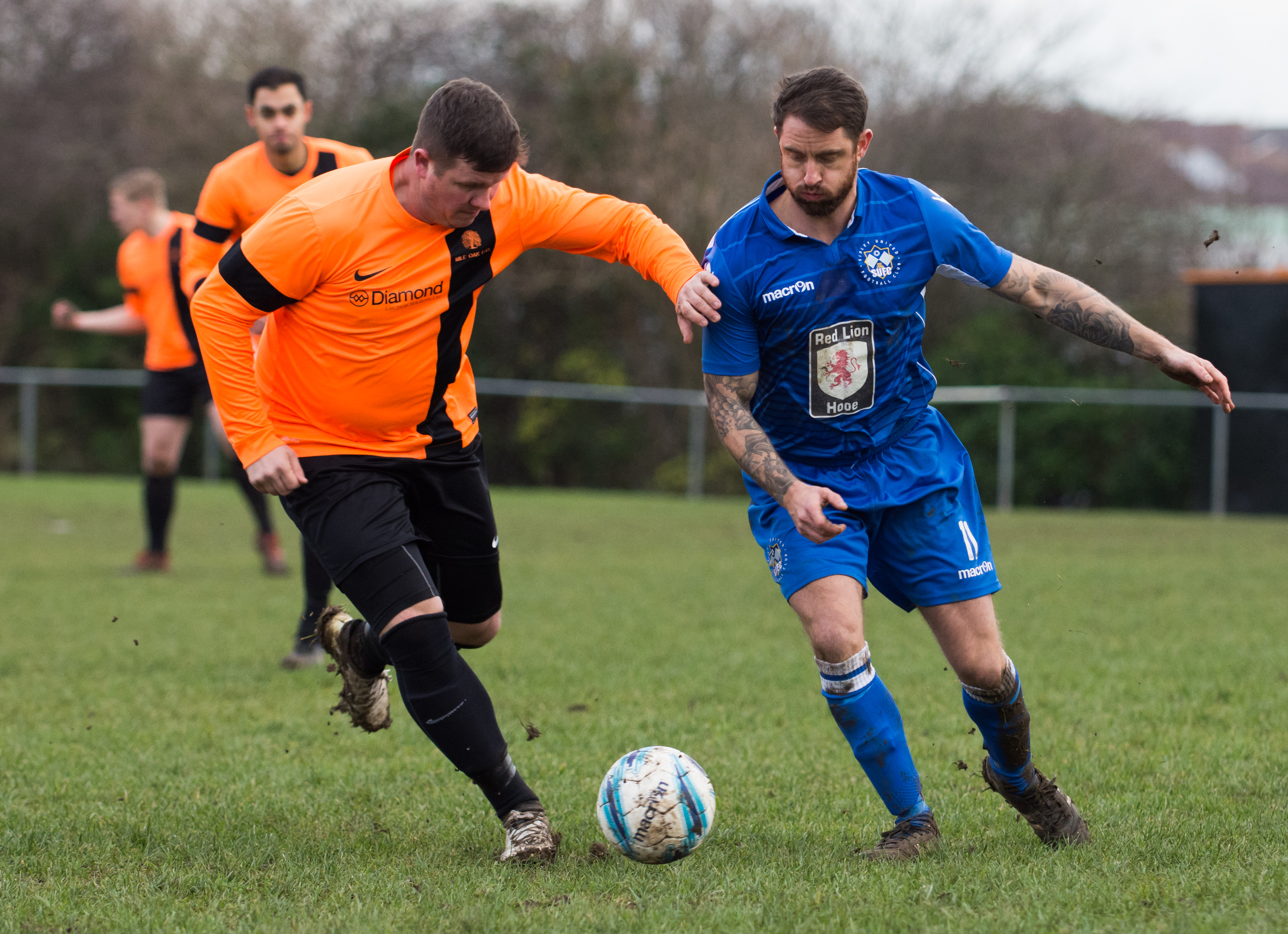 Mile Oak Res vs Sidley United 09.12.17 06