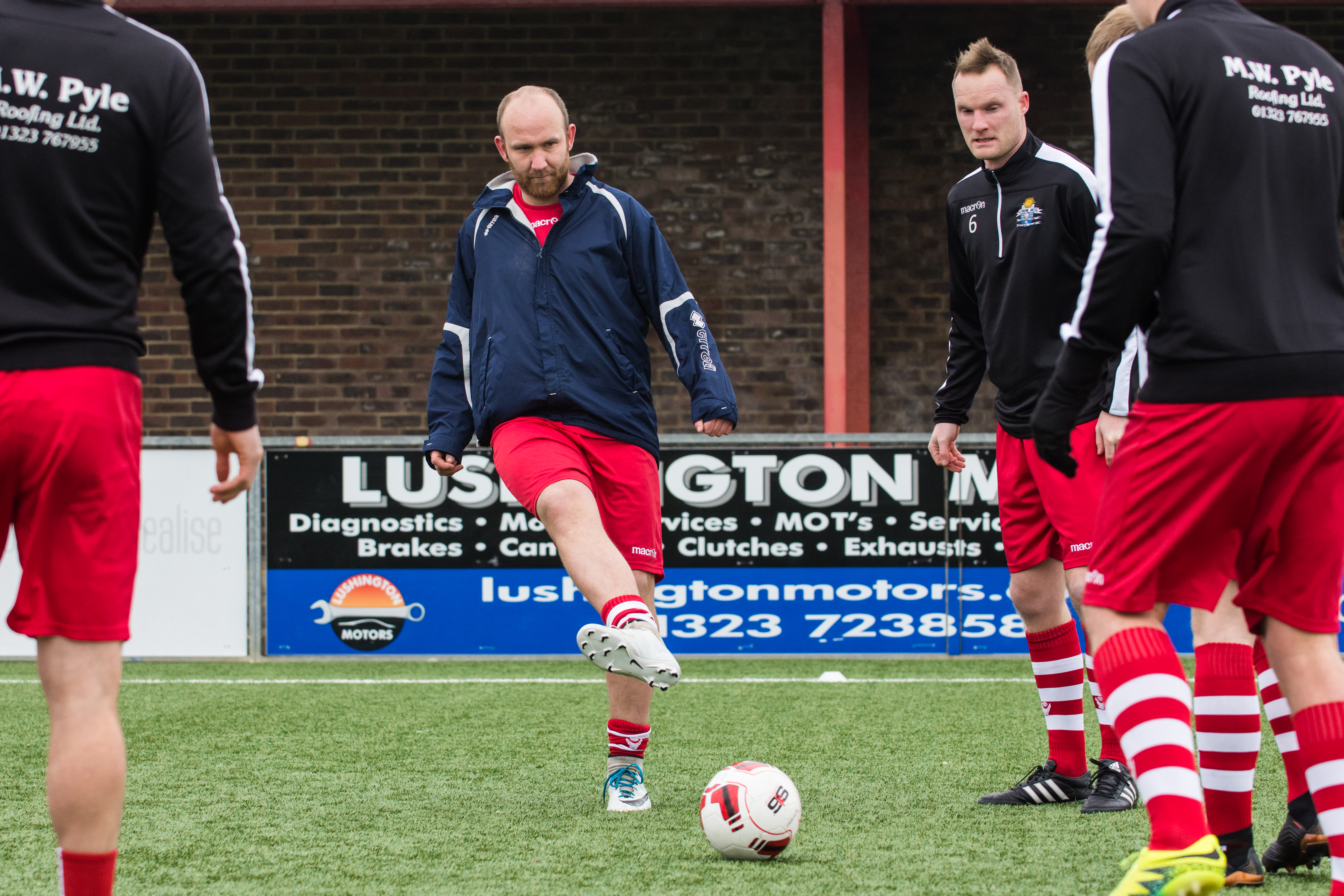 DAVID_JEFFERY Langney Wanderers FC vs Bexhill United FC 03.03.18 09