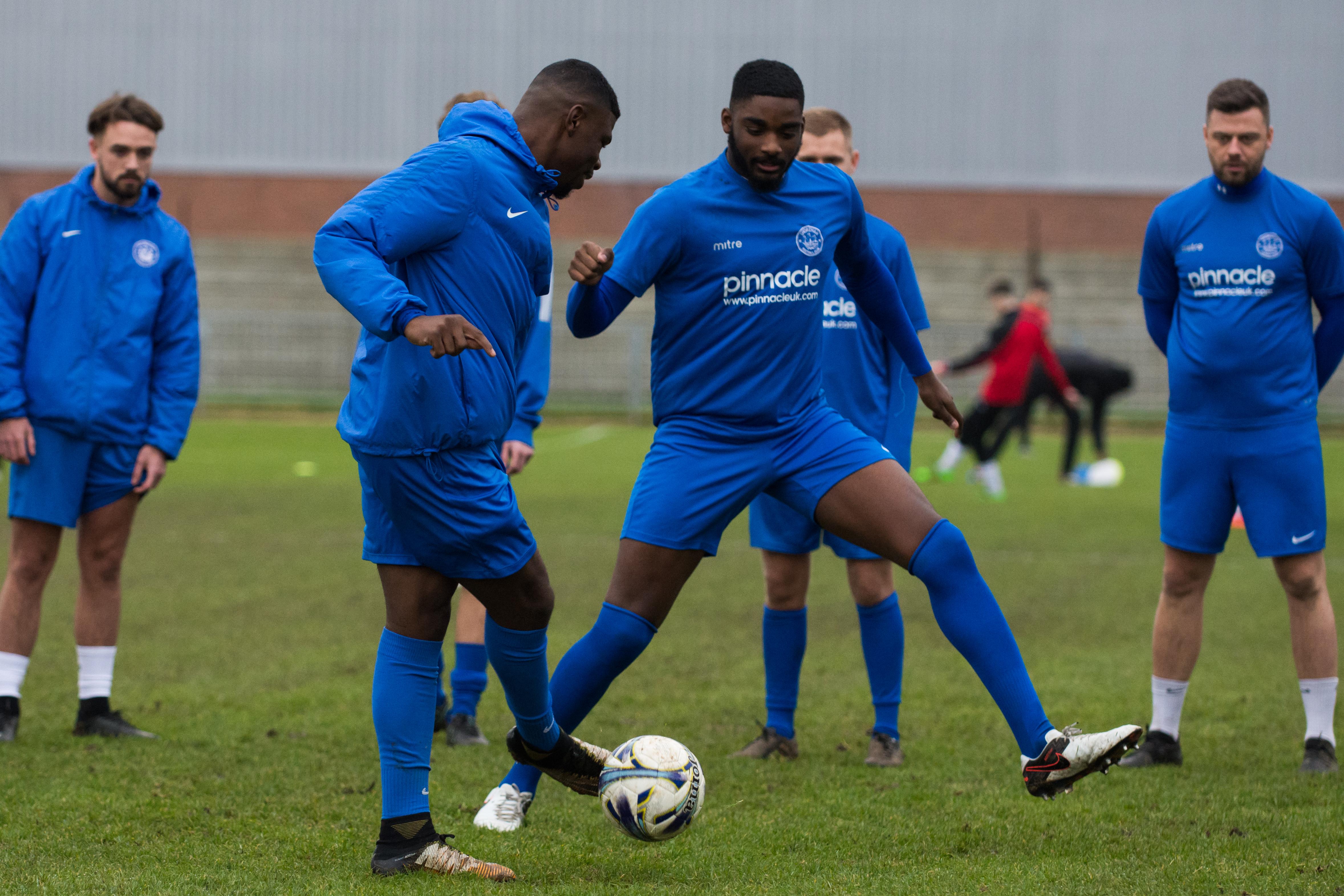 Shoreham FC vs Carshalton Ath 23.12.17 06