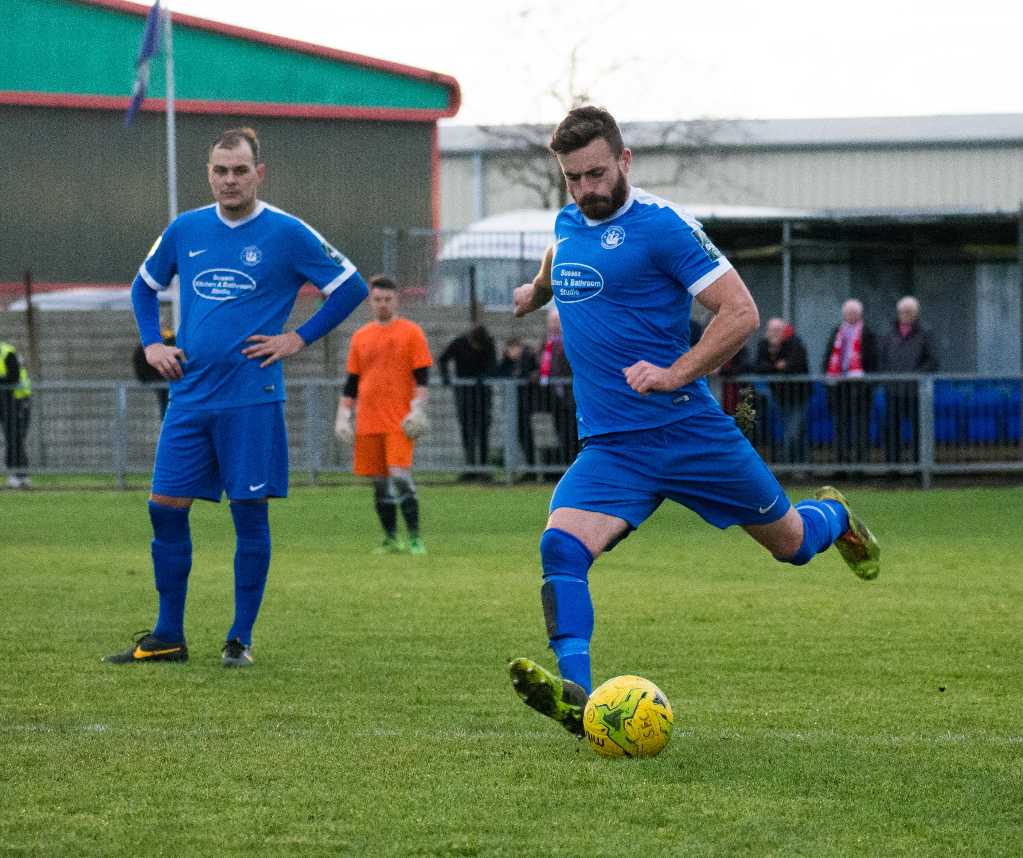 Shoreham FC vs Hythe Town 11.11.17 57