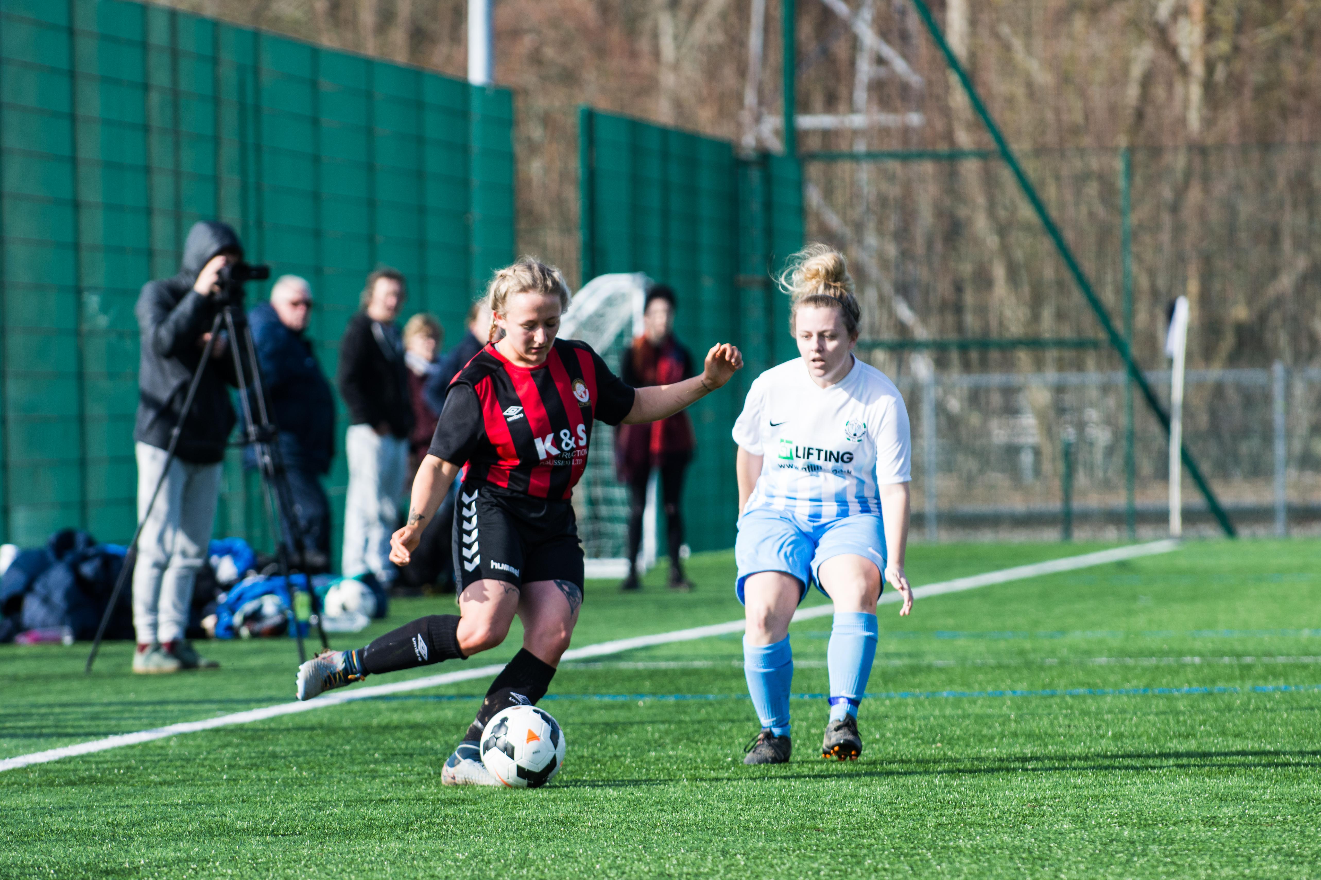 DAVID_JEFFERY Saltdean Utd Ladies FC vs Worthing Utd Ladies FC 11.03.18 19