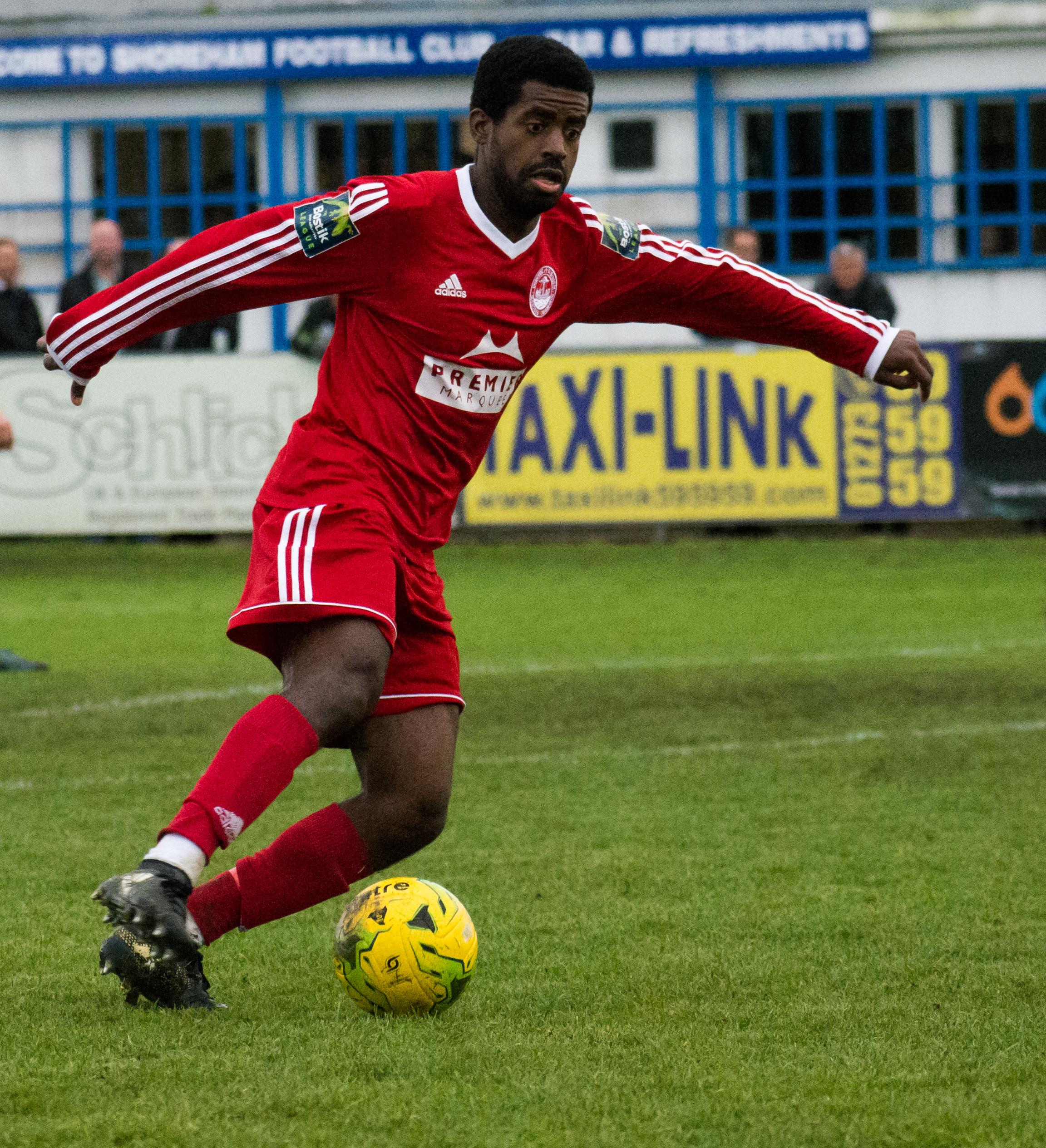 Shoreham FC vs Hythe Town 11.11.17 55