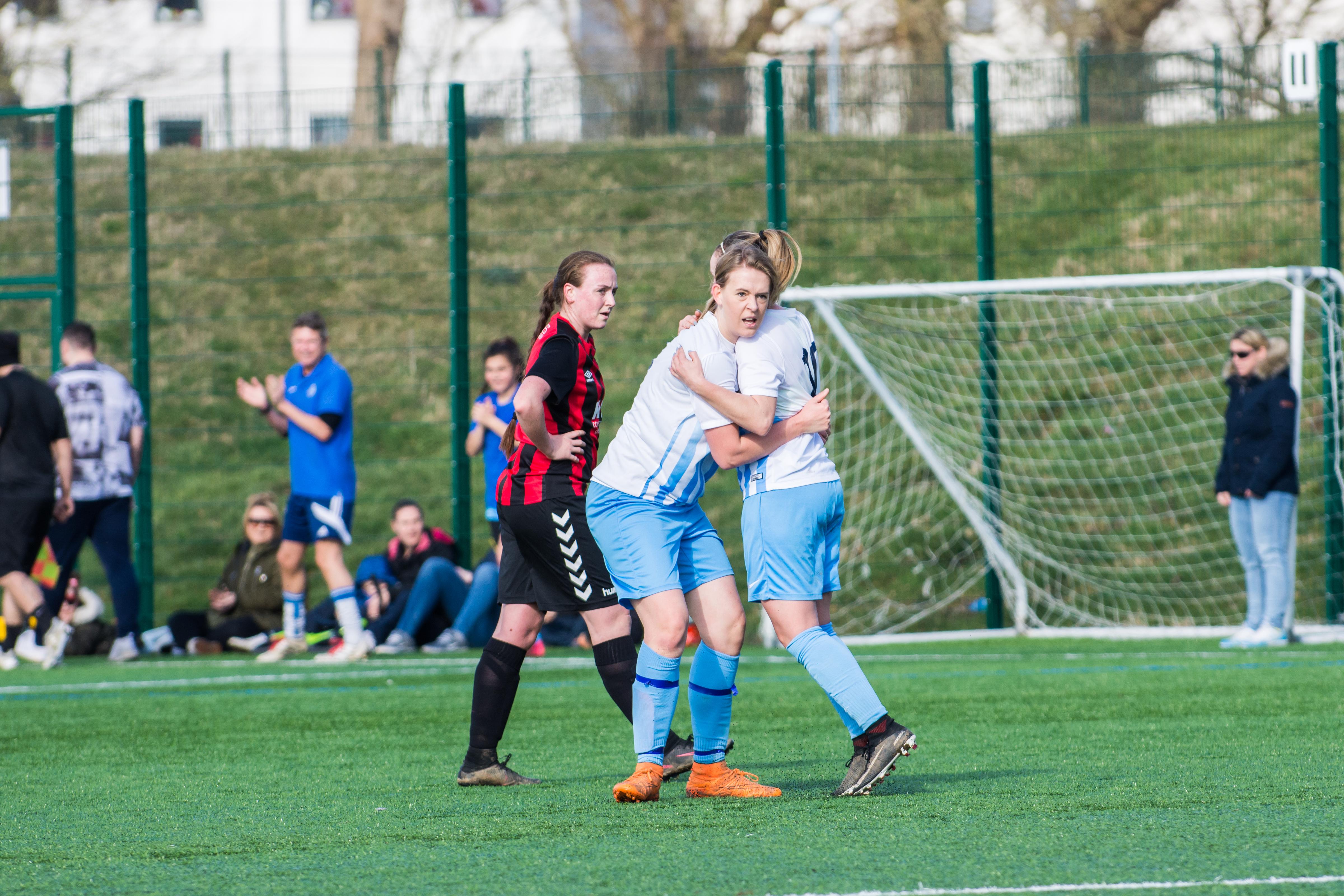 DAVID_JEFFERY Saltdean Utd Ladies FC vs Worthing Utd Ladies FC 11.03.18 16