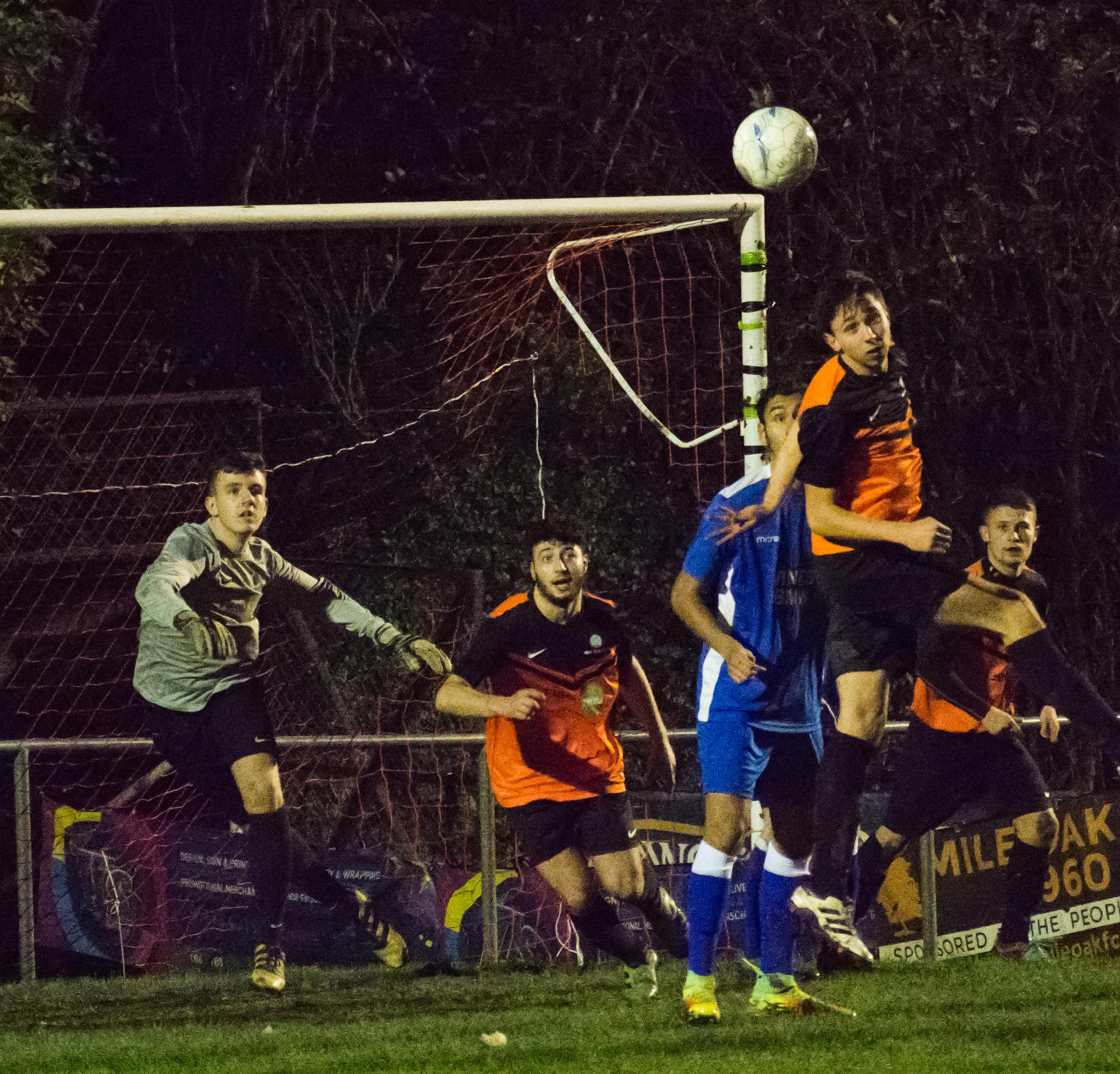 Mile Oak U21s vs Three Bridges U21s 09.11.17 04