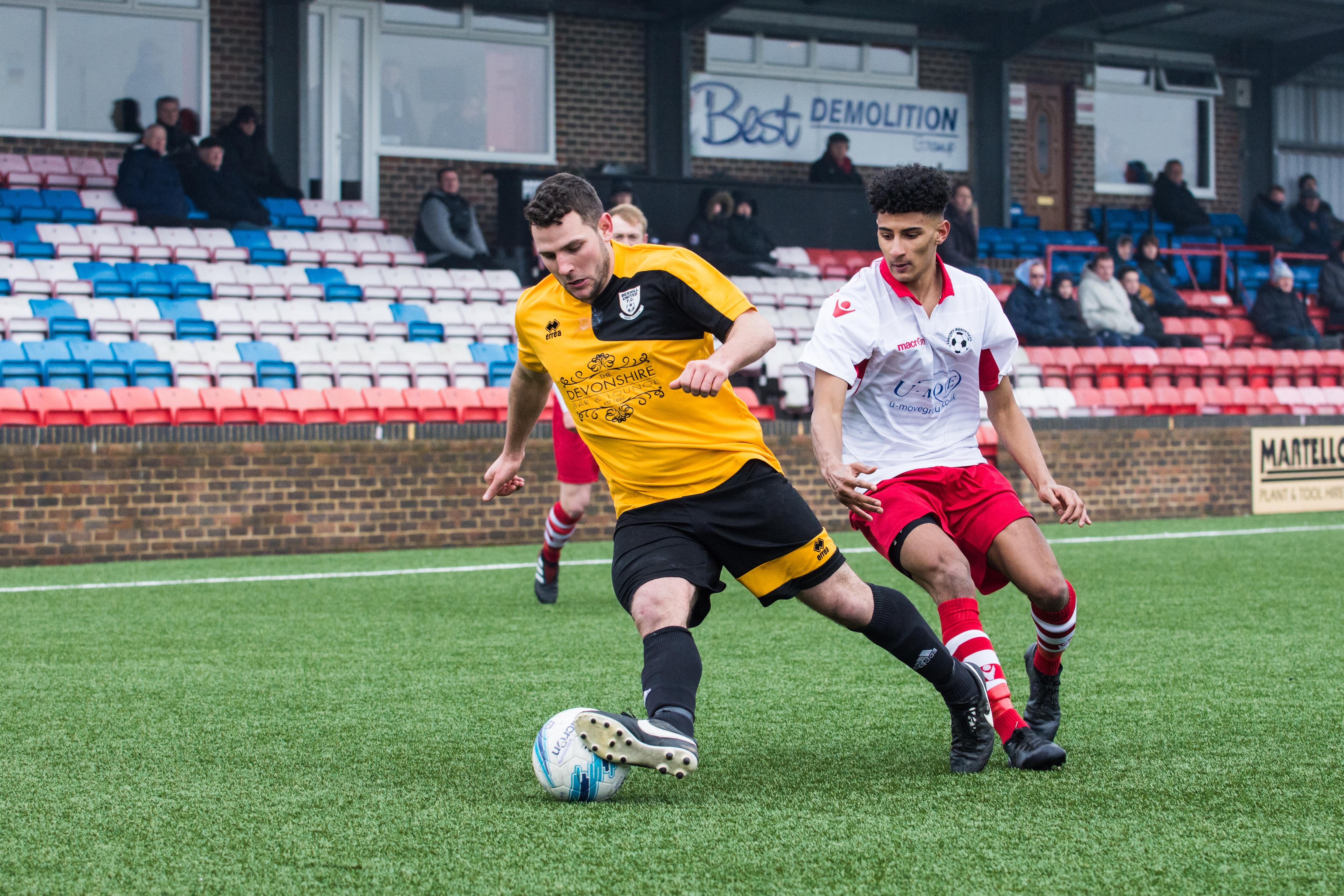 DAVID_JEFFERY Langney Wanderers FC vs Bexhill United FC 03.03.18 49