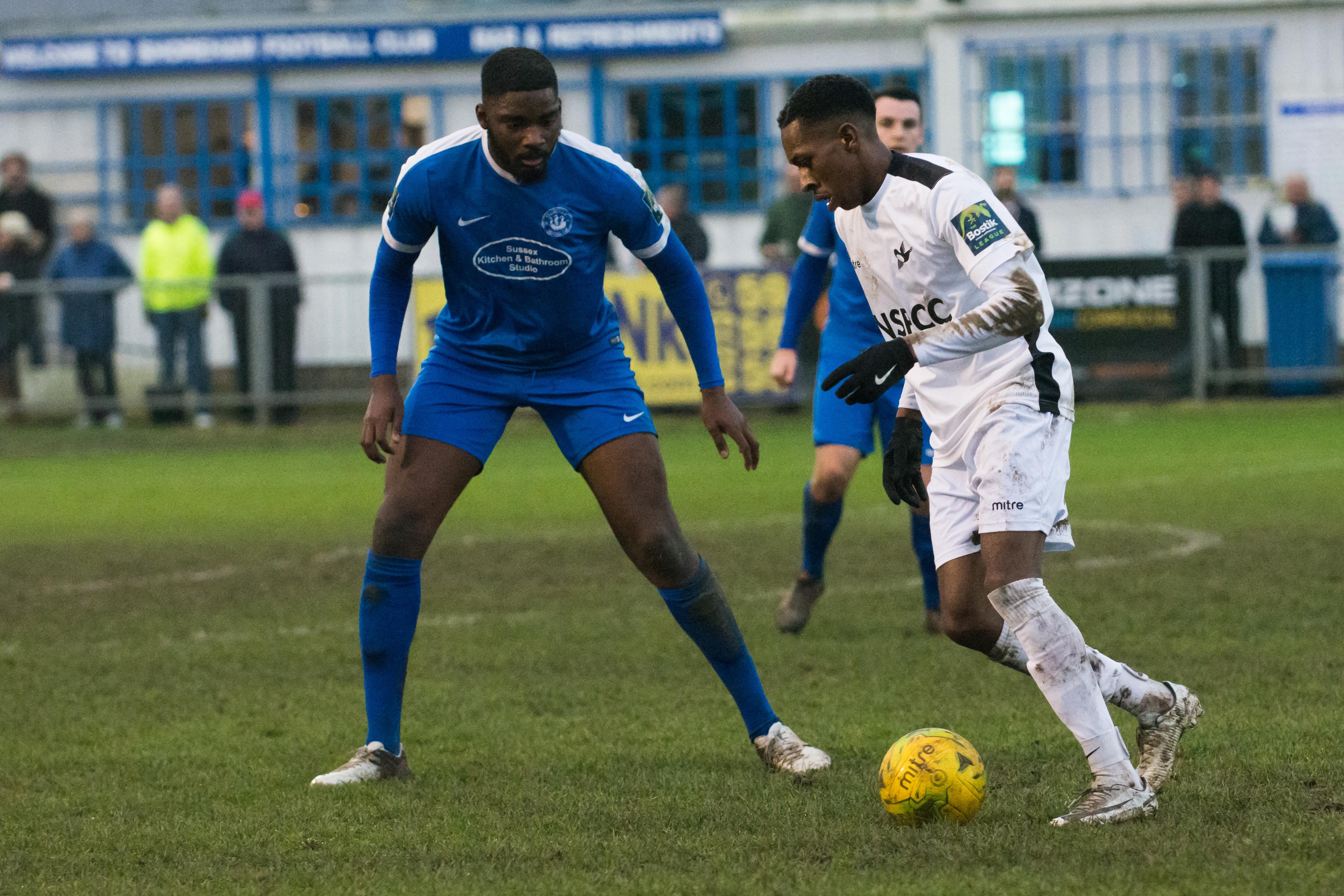 Shoreham FC vs Carshalton Ath 23.12.17 90