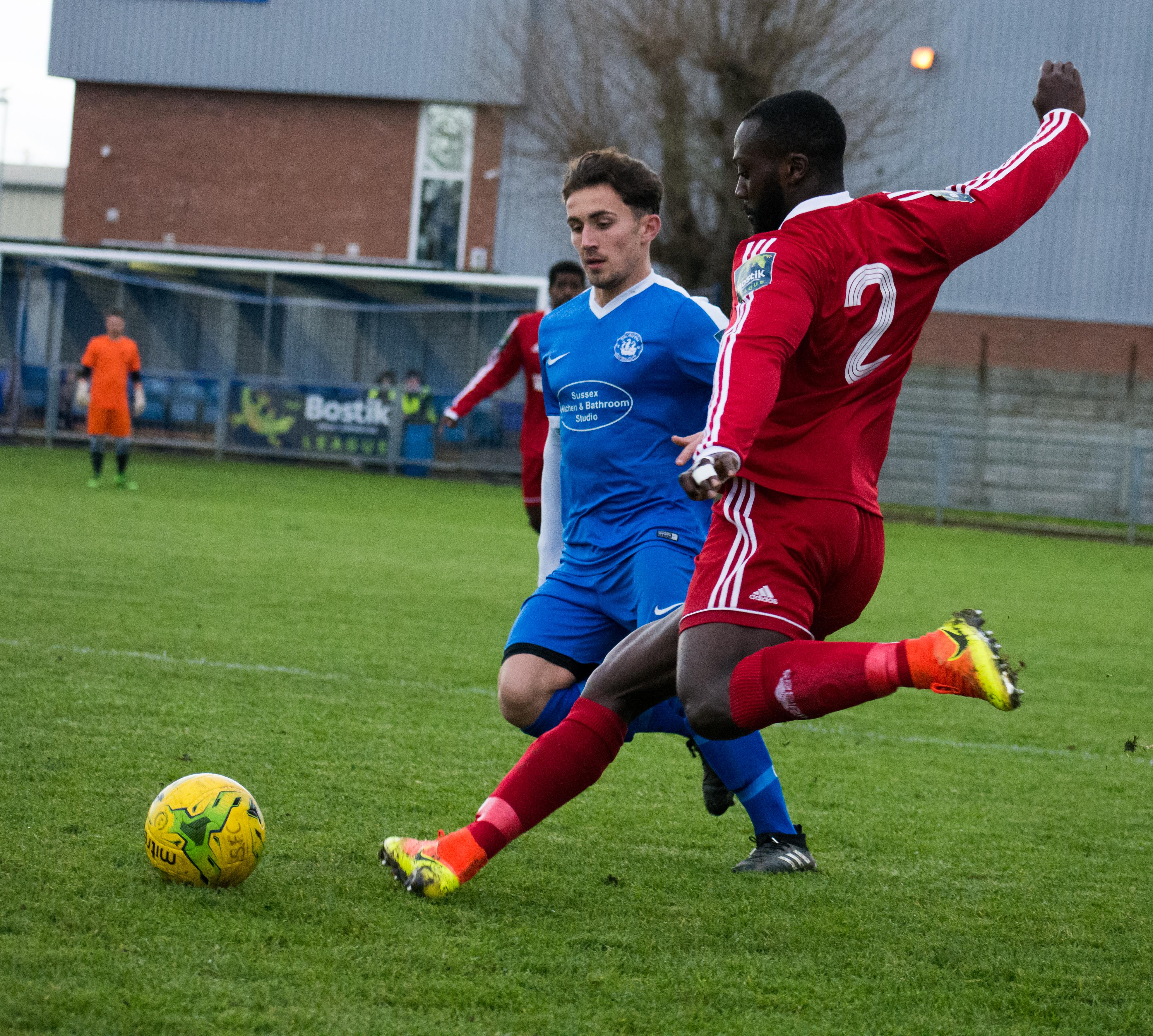 Shoreham FC vs Hythe Town 11.11.17 26