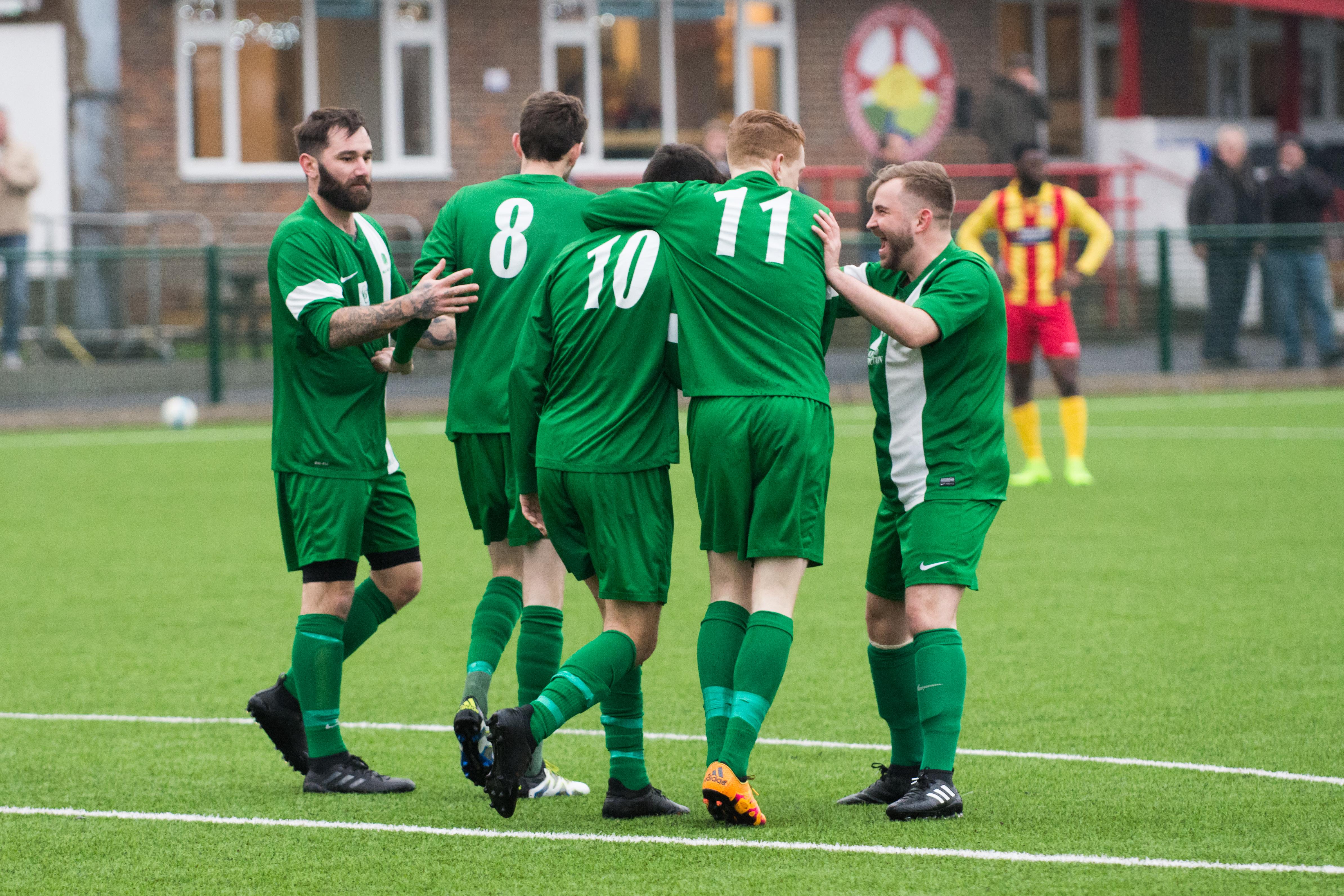 Lingfield FC vs Mile Oak FC 20.01.18 11