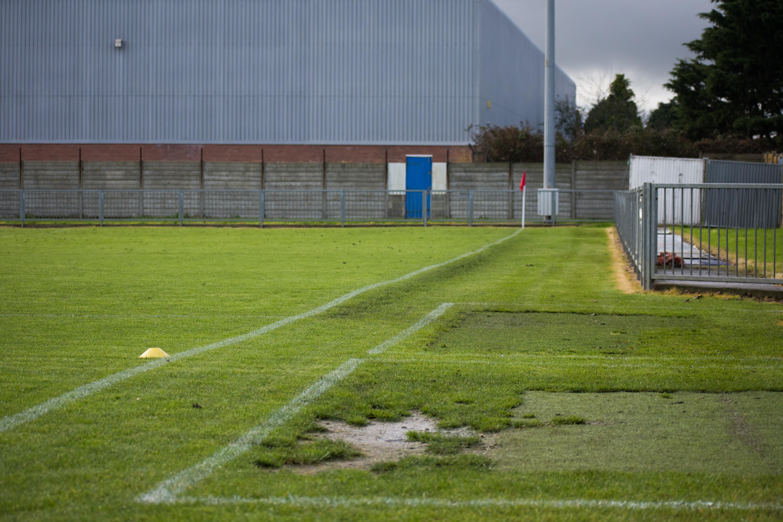 Shoreham FC vs Hythe Town 11.11.17 10