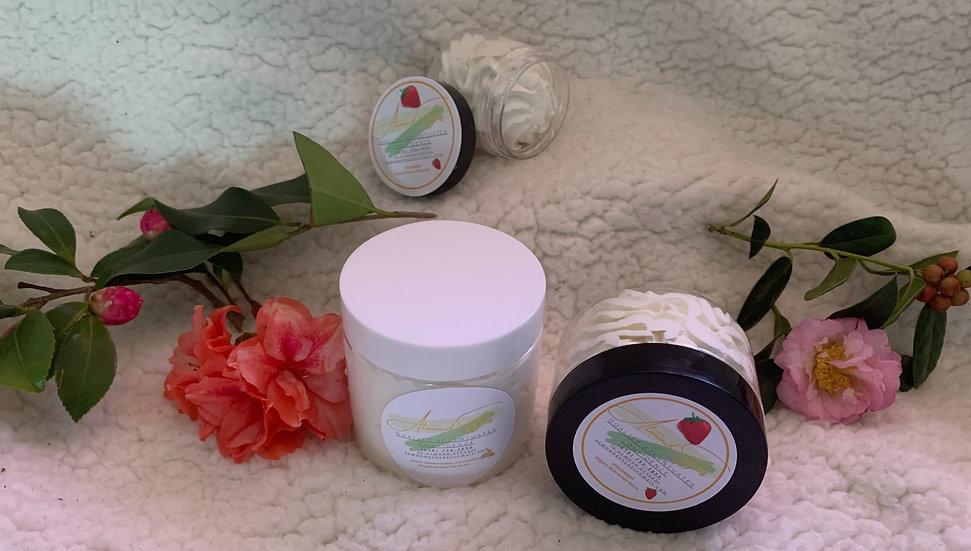 Strawberry Organic Body & Hair Butter