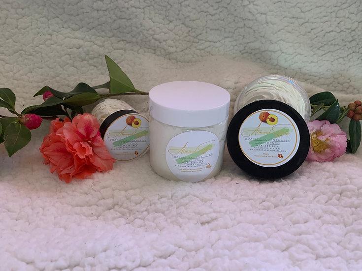 Peach Organic Body & Hair Butter