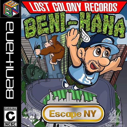 Escape N.Y CD