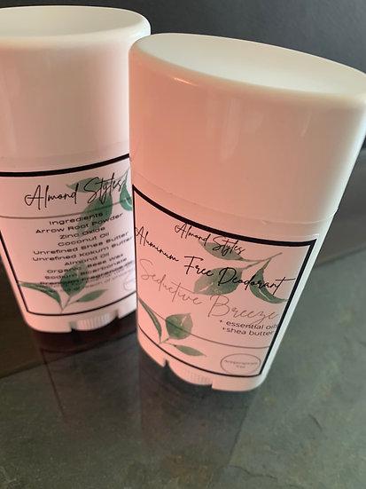 Seductive Breeze Aluminum Deodorant