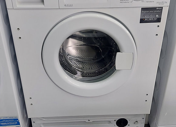 Bauknecht Einbau Waschmaschine, 7 Kg Fassungsvermögen