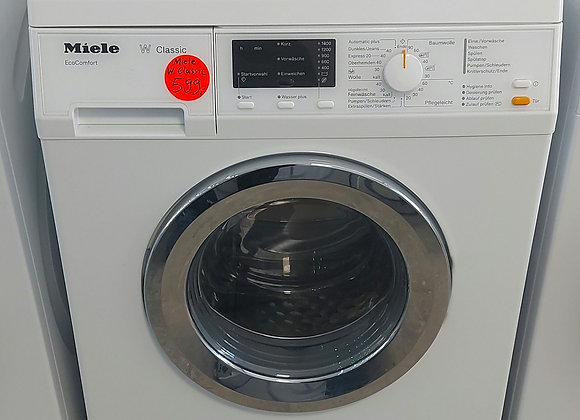 Miele W Classic Waschmaschine, Neuwertig Nur 597 Betriebsstunden