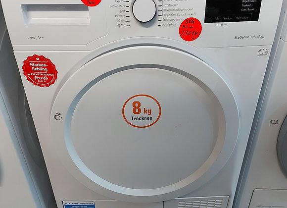 Beko Wärmepumpentrockner 8 KG A++