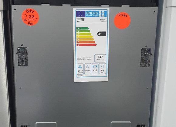 Beko Spülmaschine 45cm Vollintegriert Neu B Ware