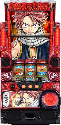 Pachislo Fairy Tail - Main Panel (Fujishoji)