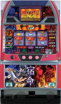 Shodai (1st) Hokuto no Ken -Fist of the North Star(Sammy)