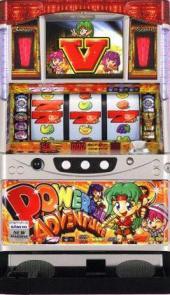 Powerful Adventure - Main Panel (Sankyo)