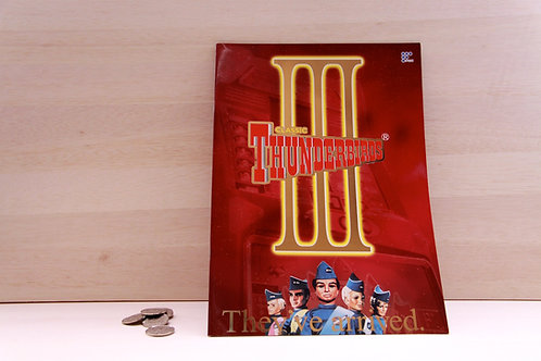 Brochure - Thunderbirds III