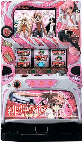 Pachislo Hidan no Aria - Aria the Scarlet Ammo (Fujishoji)