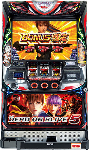 Slot Dead or Alive 5 (Universal)