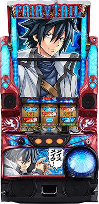 Pachislo Fairy Tail - Gray Panel (Fujishoji)